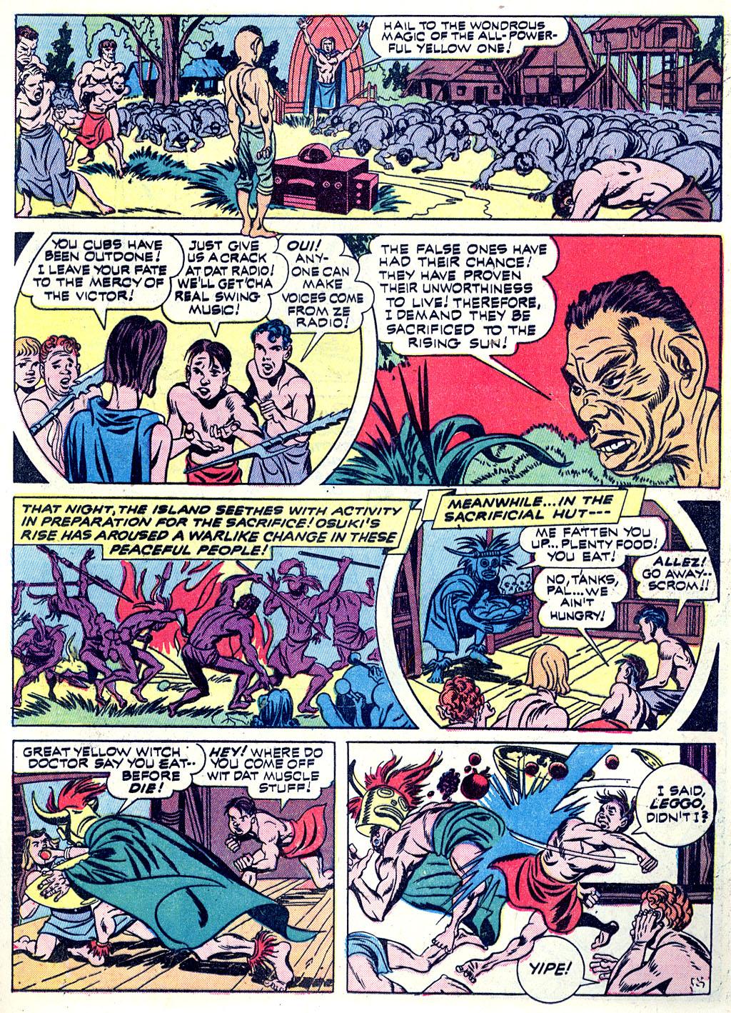 Read online Detective Comics (1937) comic -  Issue #68 - 25