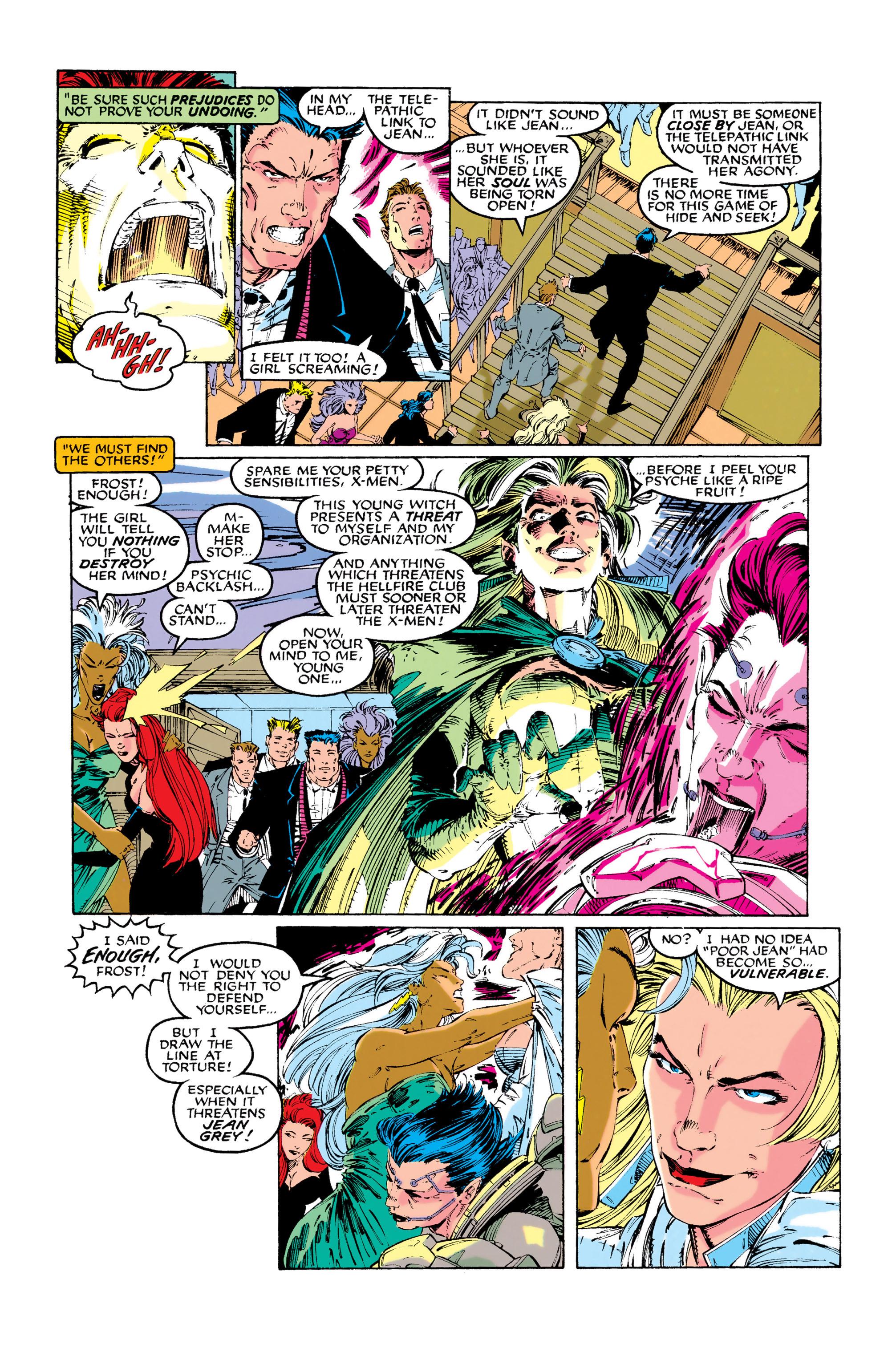 Read online Uncanny X-Men (1963) comic -  Issue #281 - 8