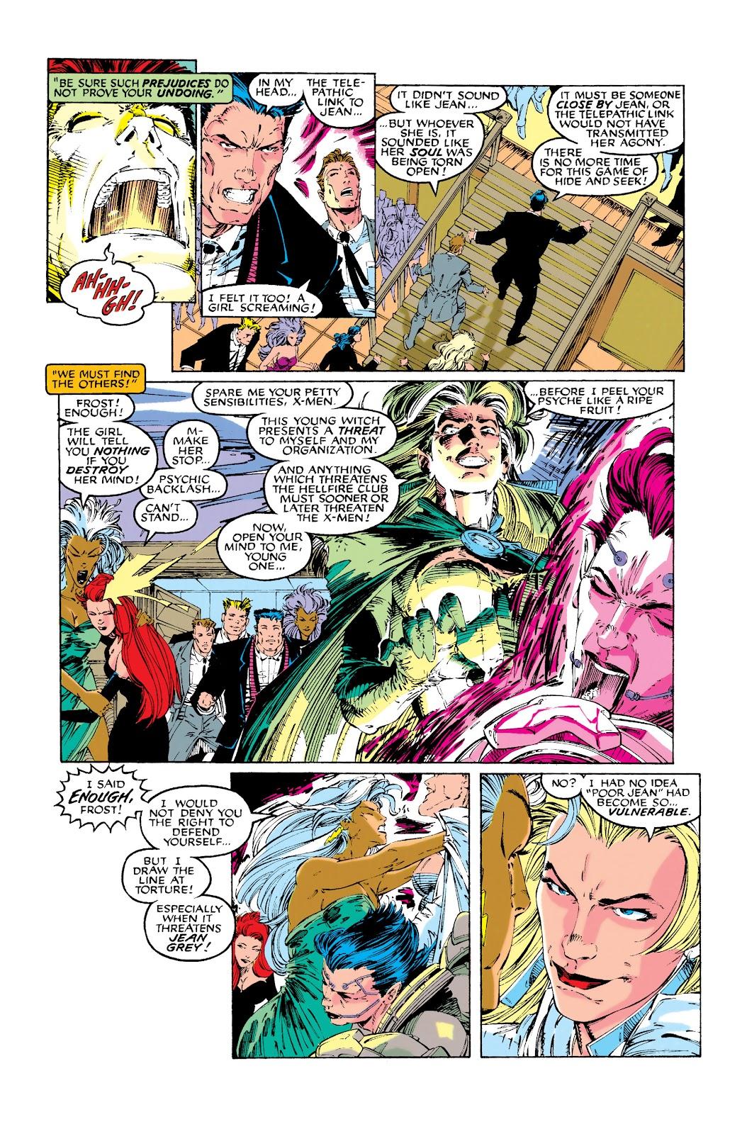 Uncanny X-Men (1963) issue 281 - Page 8