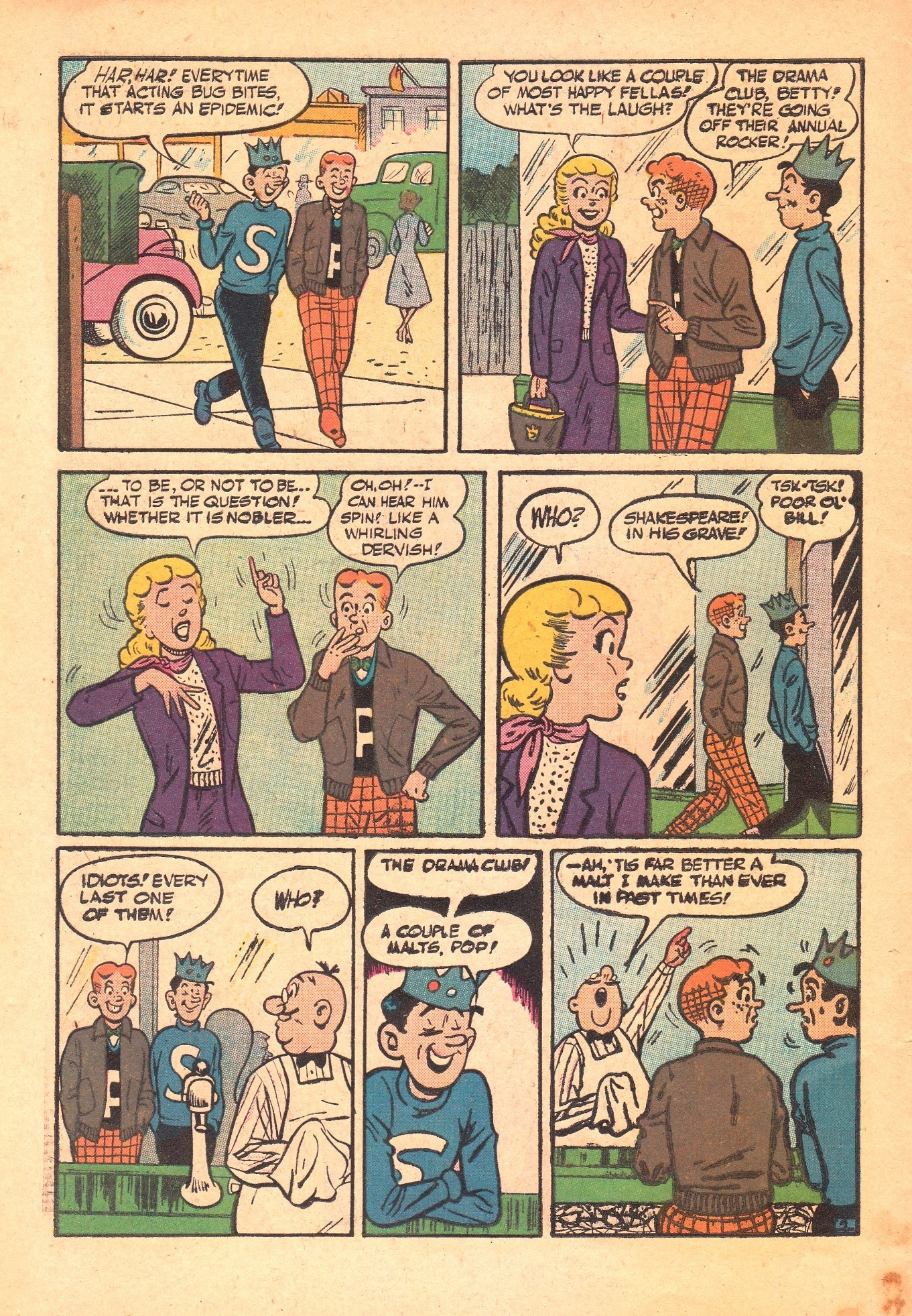 Archie Comics issue 089 - Page 30