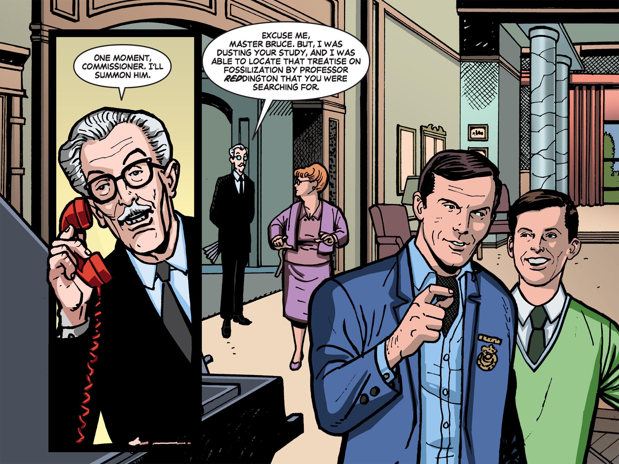 Read online Batman '66 Meets the Green Hornet [II] comic -  Issue #1 - 15