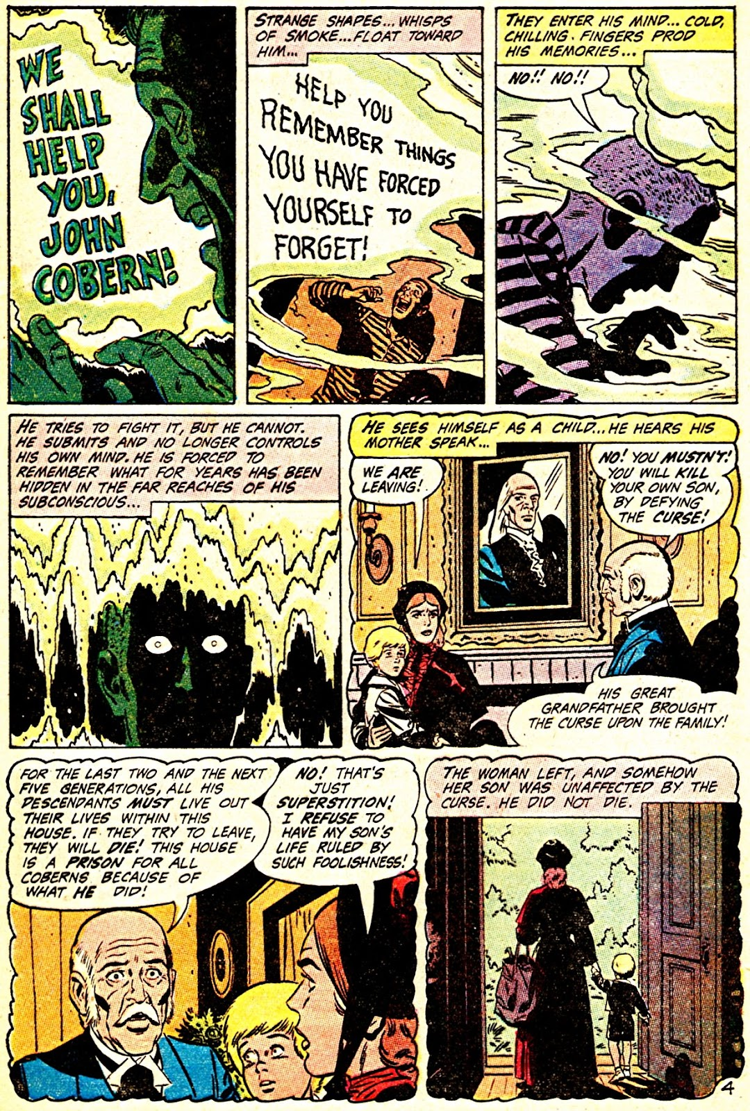 The Witching Hour (1969) issue 7 - Page 7
