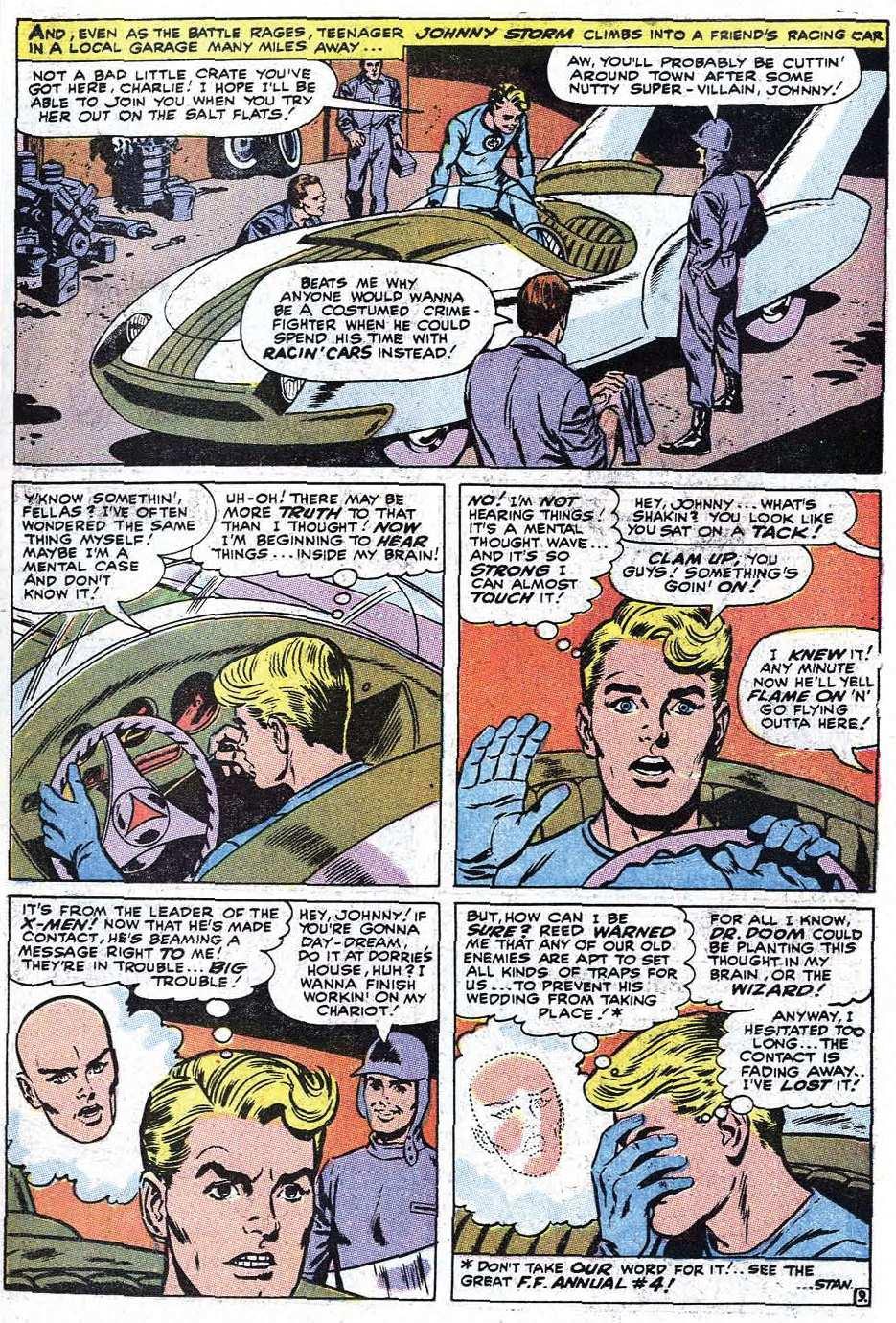 Read online Uncanny X-Men (1963) comic -  Issue #67 - 35