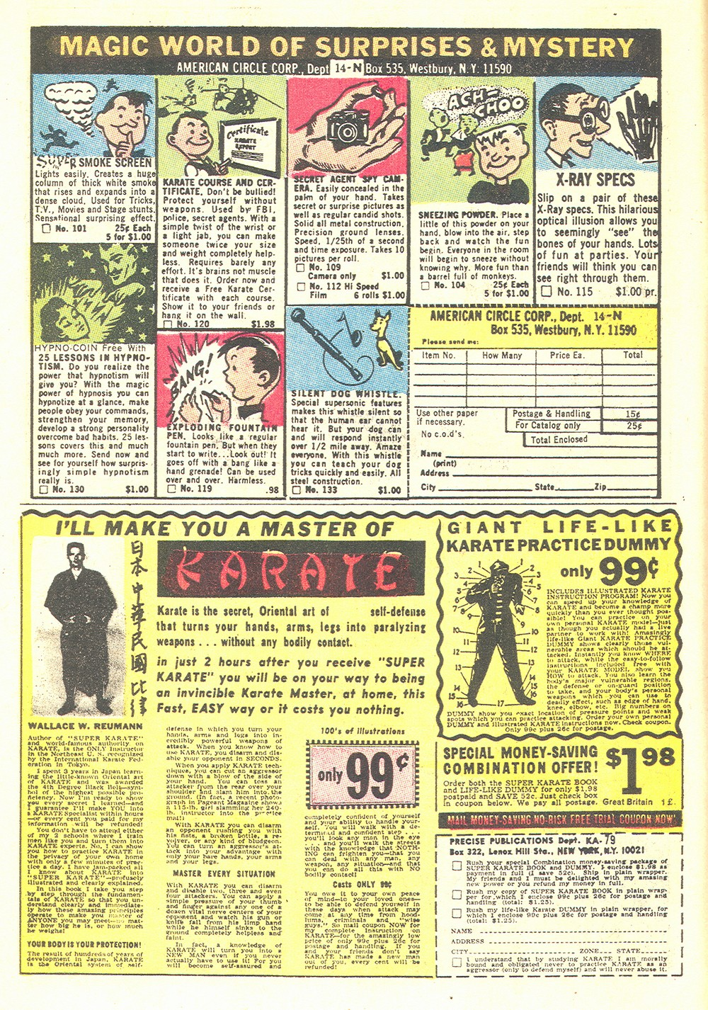 Read online Sgt. Fury comic -  Issue #71 - 10