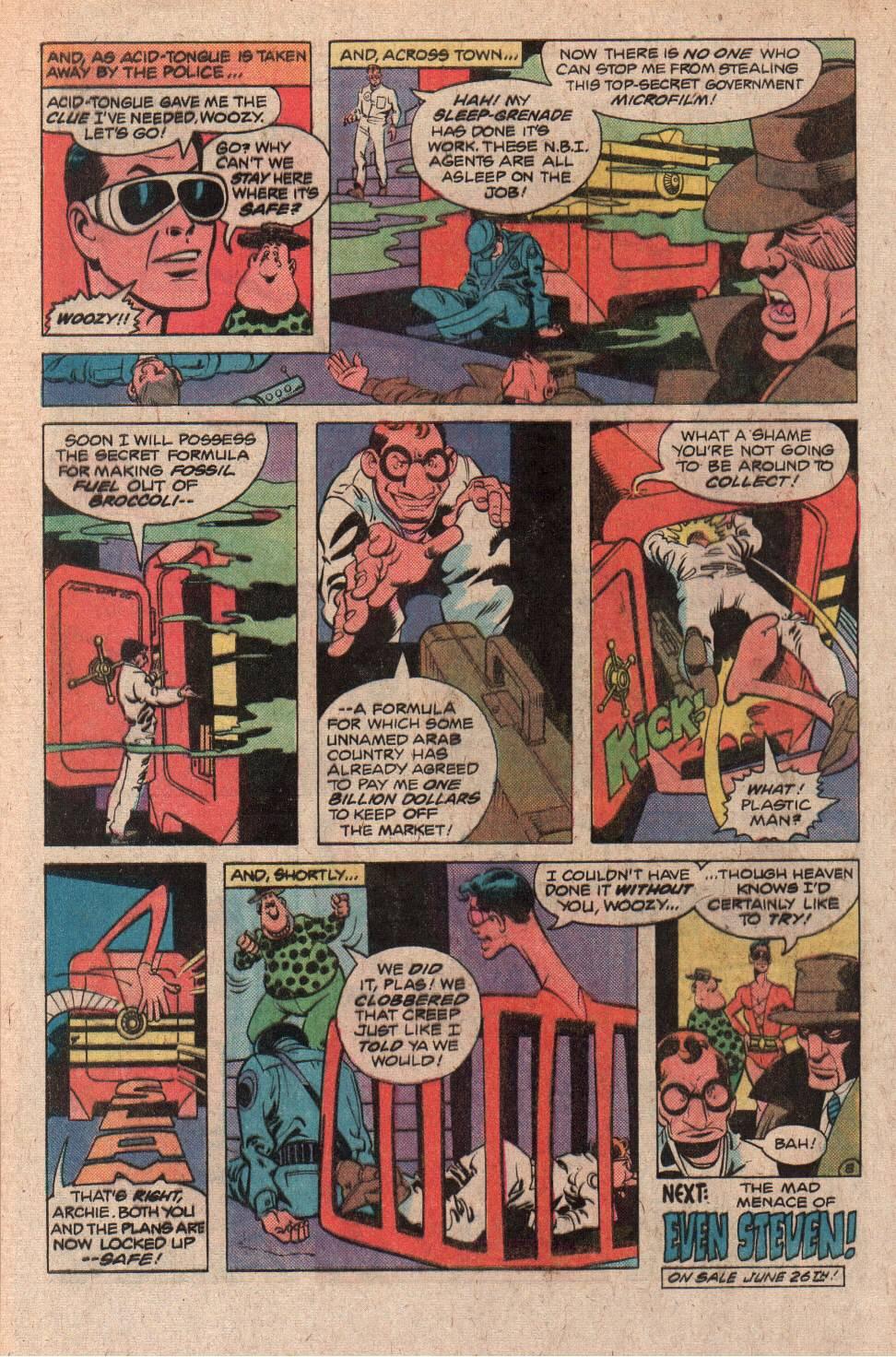 Read online Adventure Comics (1938) comic -  Issue #474 - 31