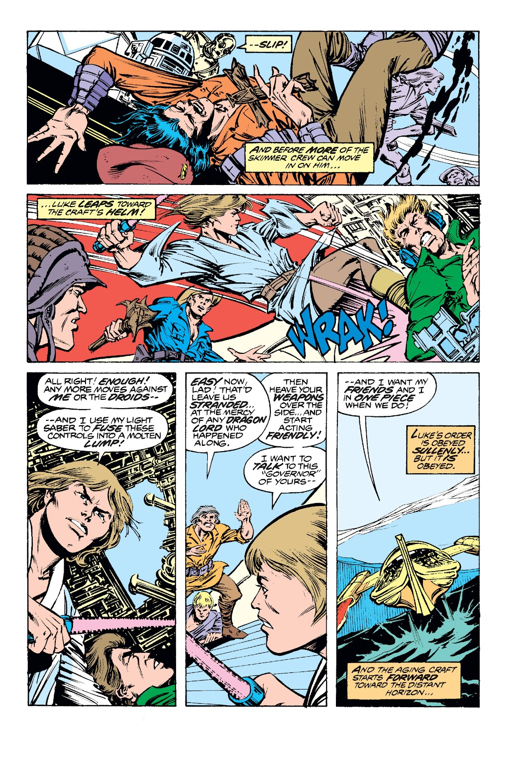 Read online Star Wars Legends: The Original Marvel Years - Epic Collection comic -  Issue # TPB 1 (Part 3) - 16