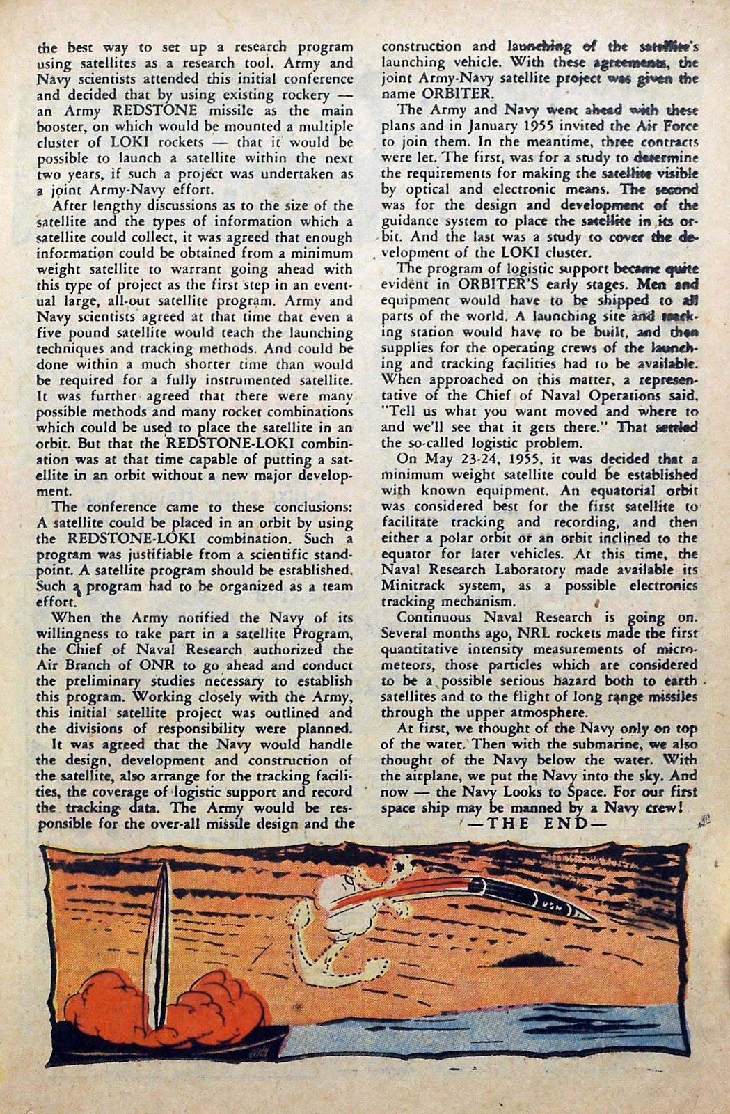 Read online Fightin' Navy comic -  Issue #84 - 21