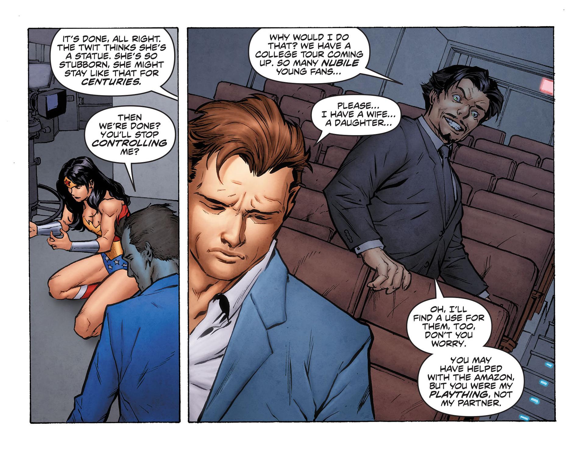 Read online Sensation Comics Featuring Wonder Woman comic -  Issue #6 - 19