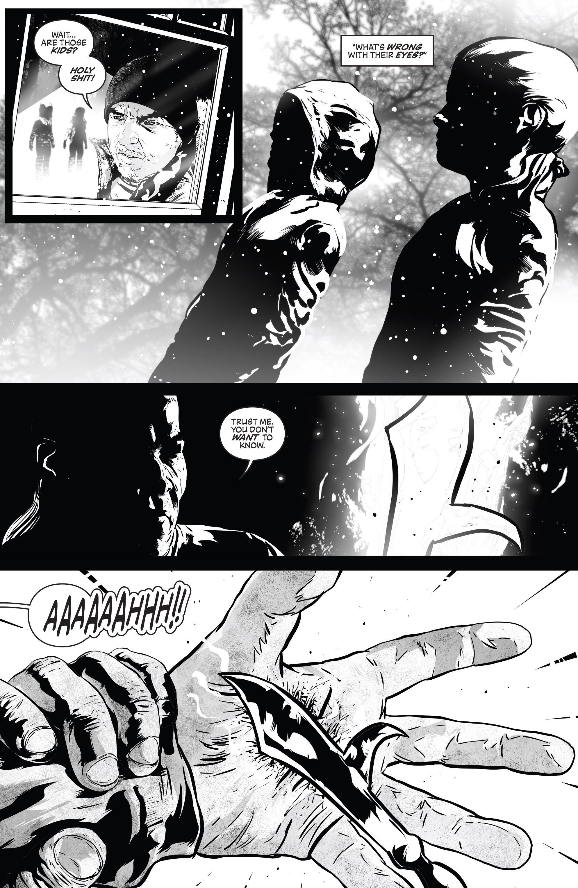 Read online Aftershock Genesis comic -  Issue #1 - 16