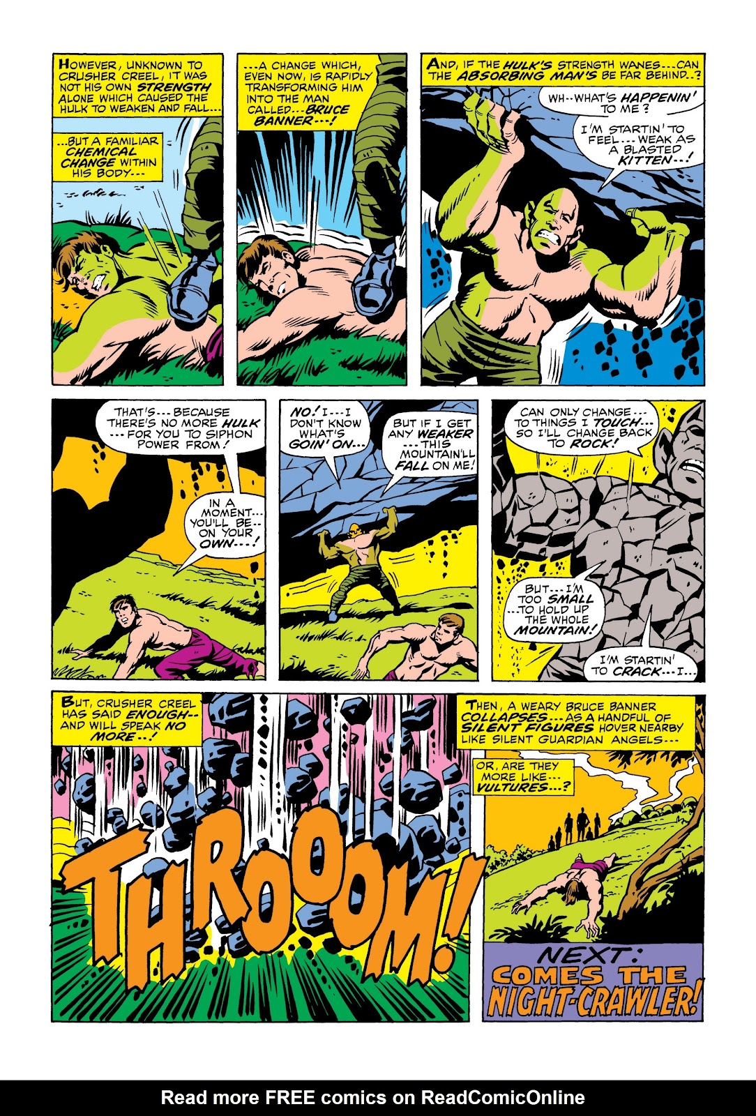 Read online Marvel Masterworks: The Incredible Hulk comic -  Issue # TPB 6 (Part 1) - 92