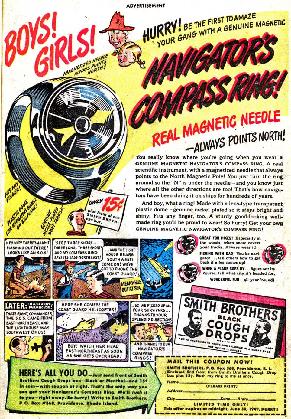 Comic Cavalcade issue 31 - Page 11