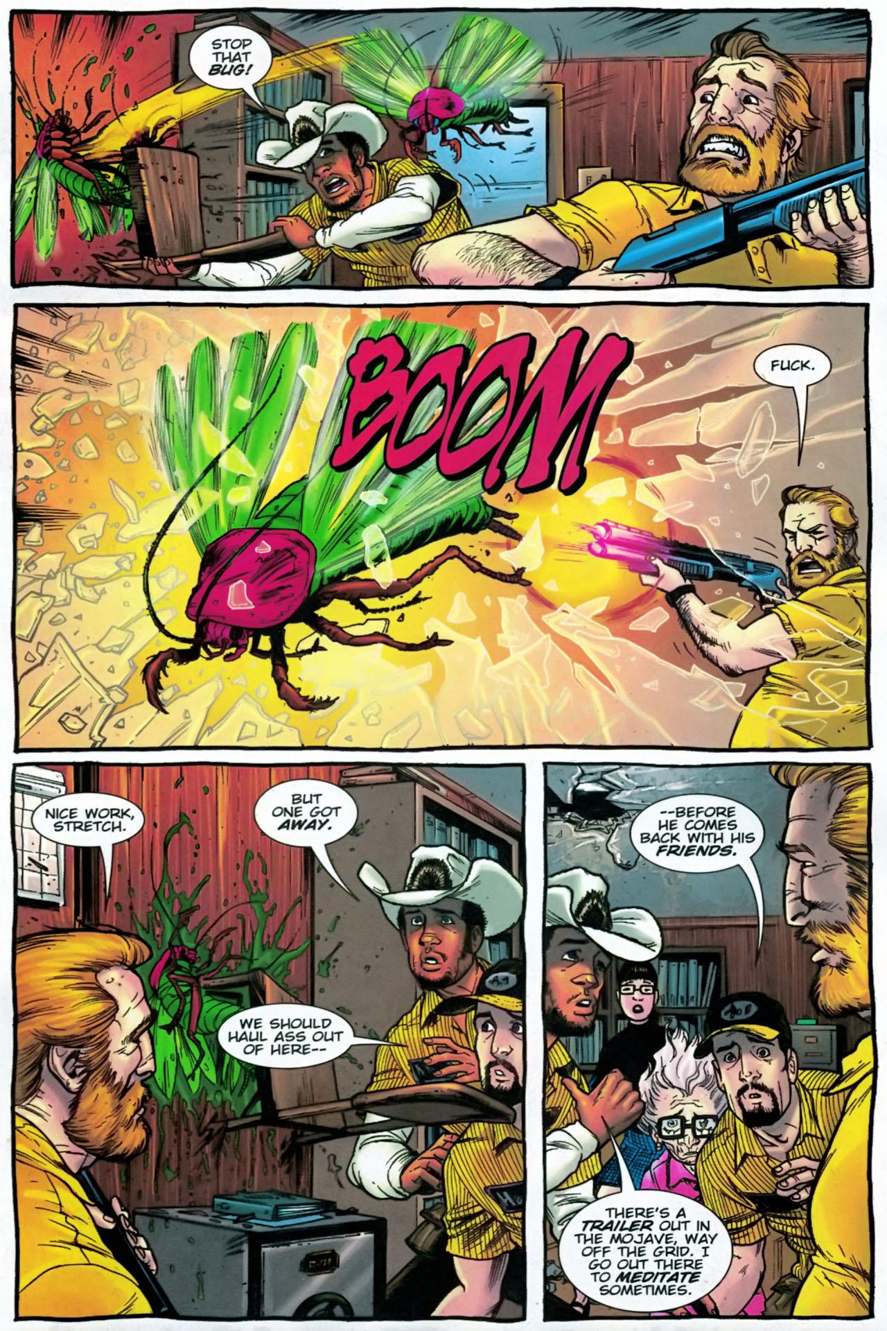 Read online The Exterminators comic -  Issue #28 - 10