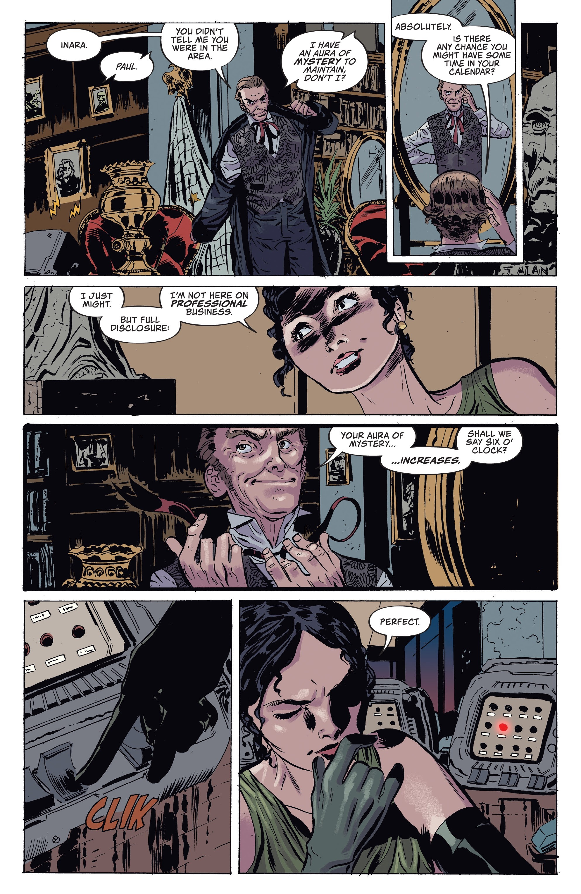 Read online Firefly comic -  Issue #7 - 22