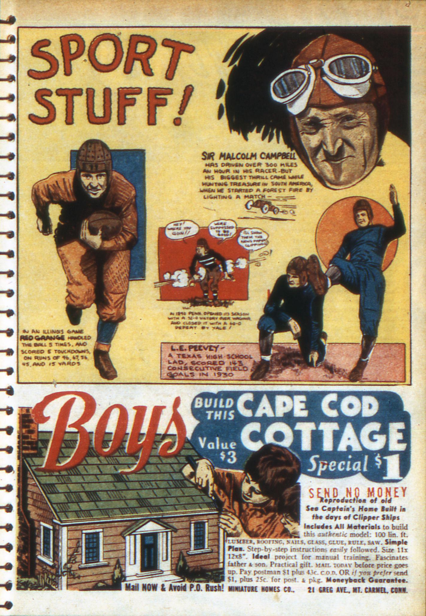 Read online Adventure Comics (1938) comic -  Issue #49 - 23