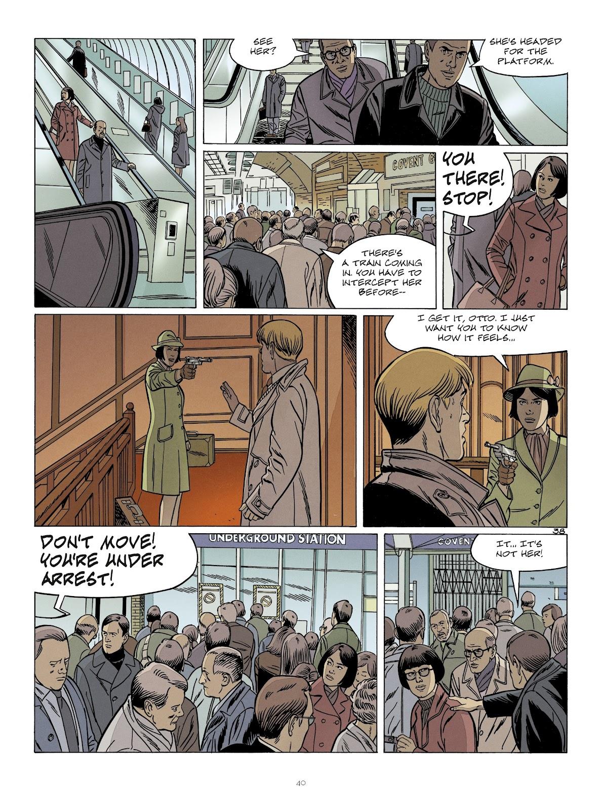 Read online Sherman comic -  Issue #7 - 40