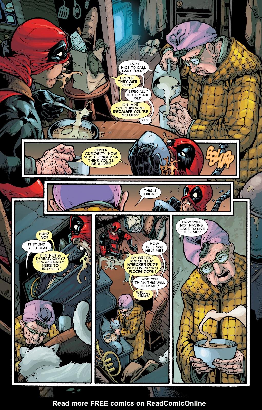 Read online Deadpool (2008) comic -  Issue #33.1 - 13