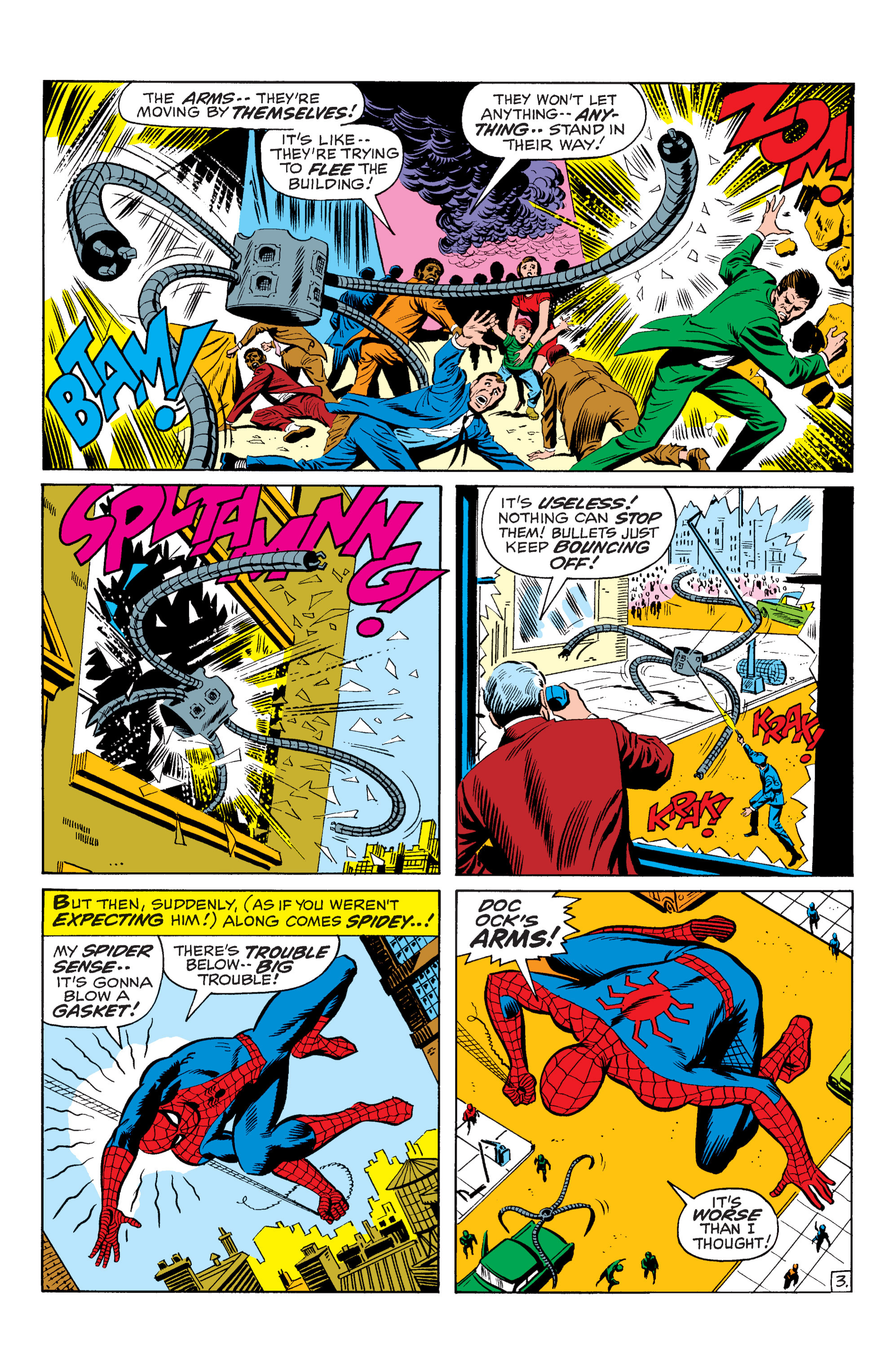 The Amazing Spider-Man (1963) 88 Page 3