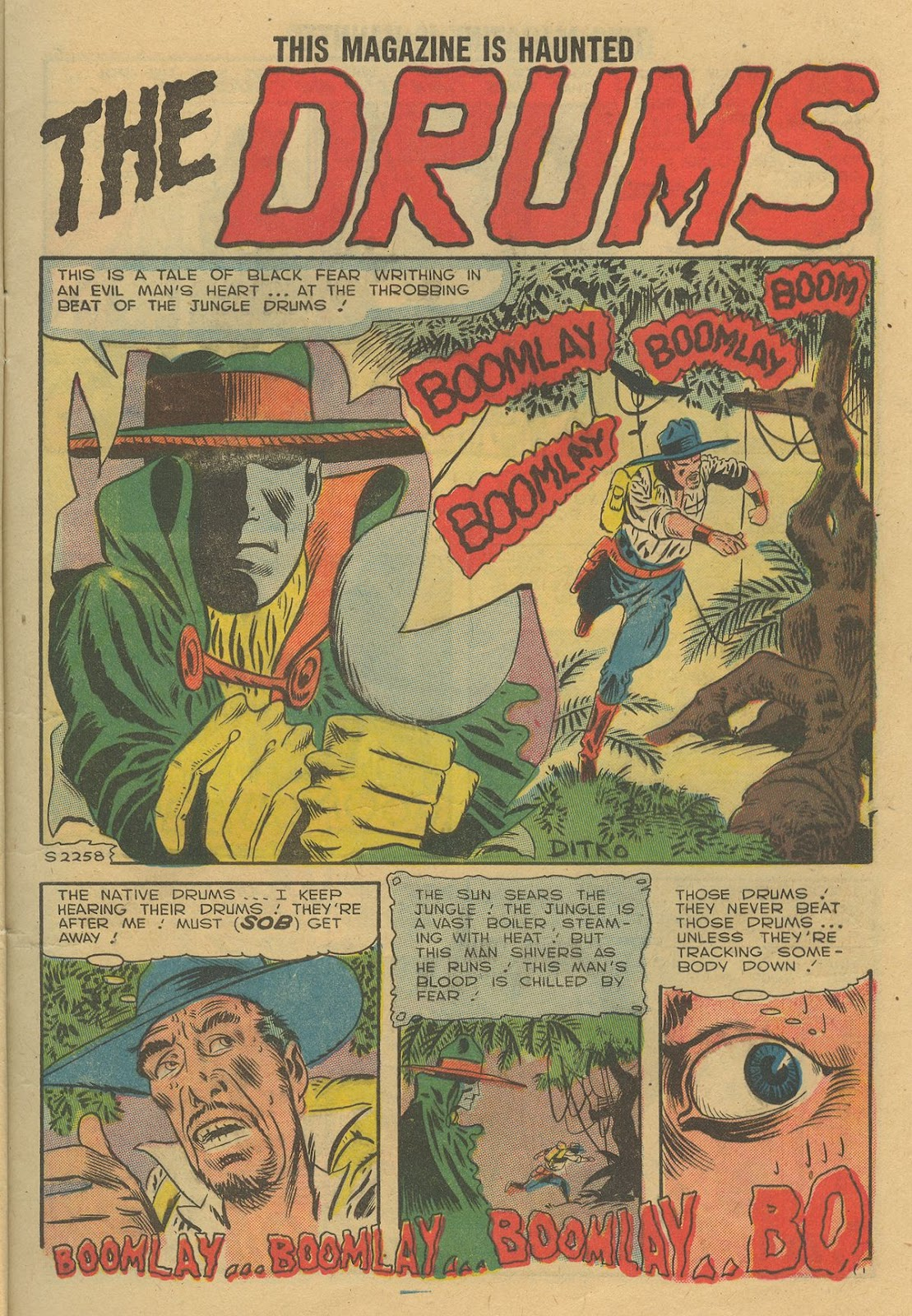 Read online This Magazine Is Haunted comic -  Issue #13 - 9