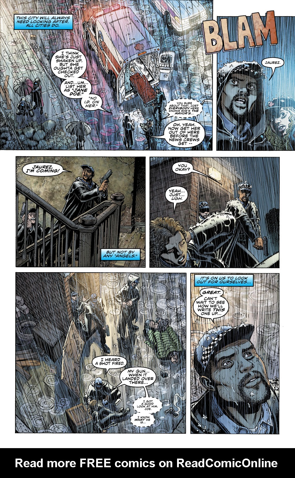 Read online Ultimate X comic -  Issue #3 - 8