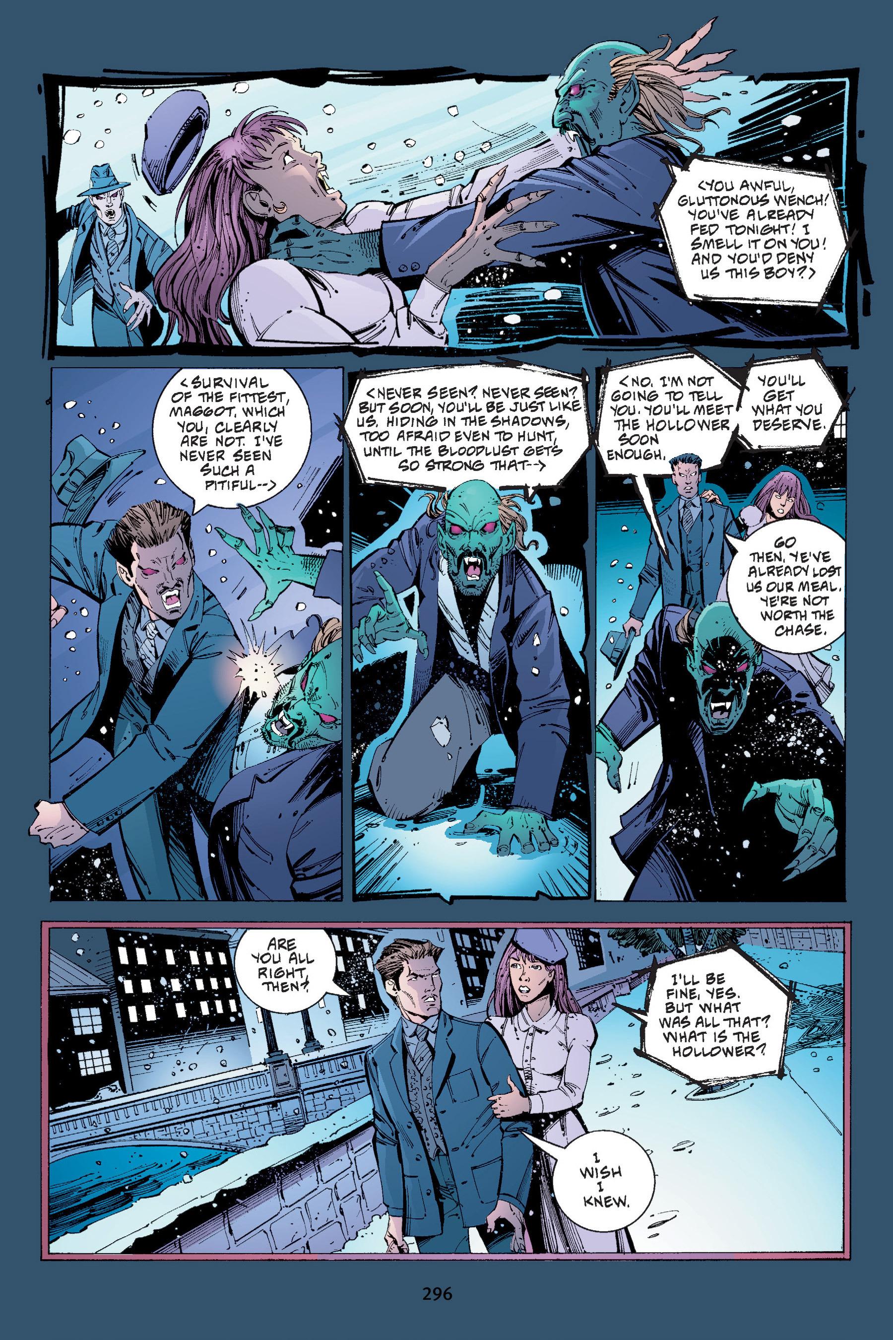 Read online Buffy the Vampire Slayer: Omnibus comic -  Issue # TPB 4 - 293