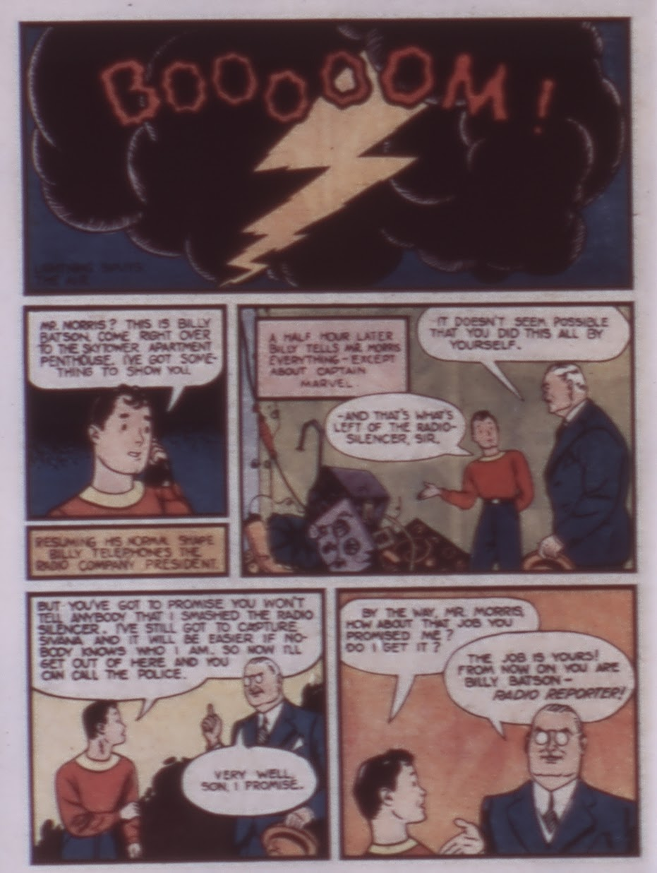 Read online WHIZ Comics comic -  Issue #1 - 14
