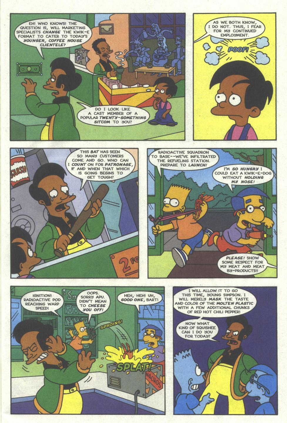 Read online Simpsons Comics comic -  Issue #22 - 4