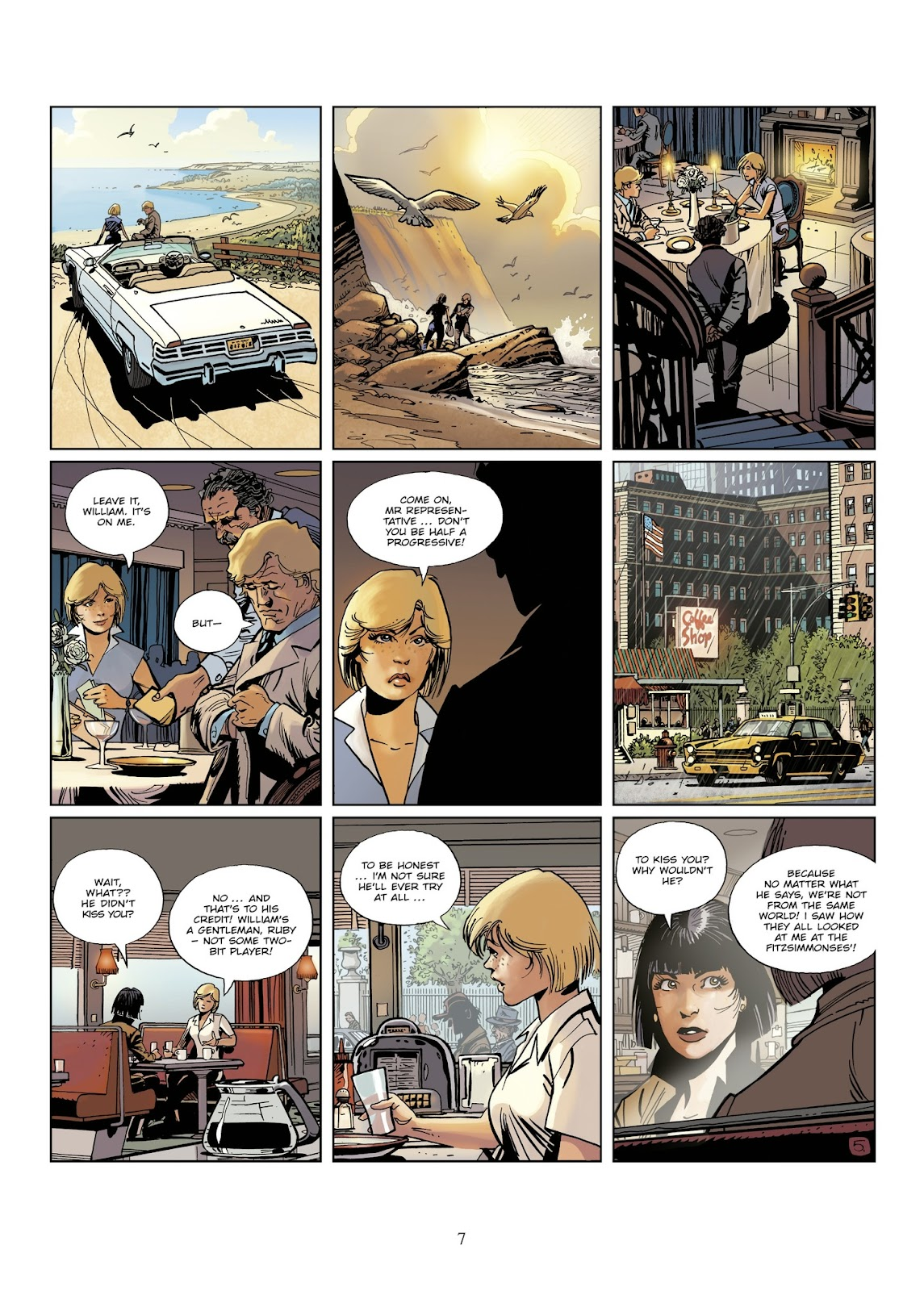 XIII Mystery issue 8 - Page 9