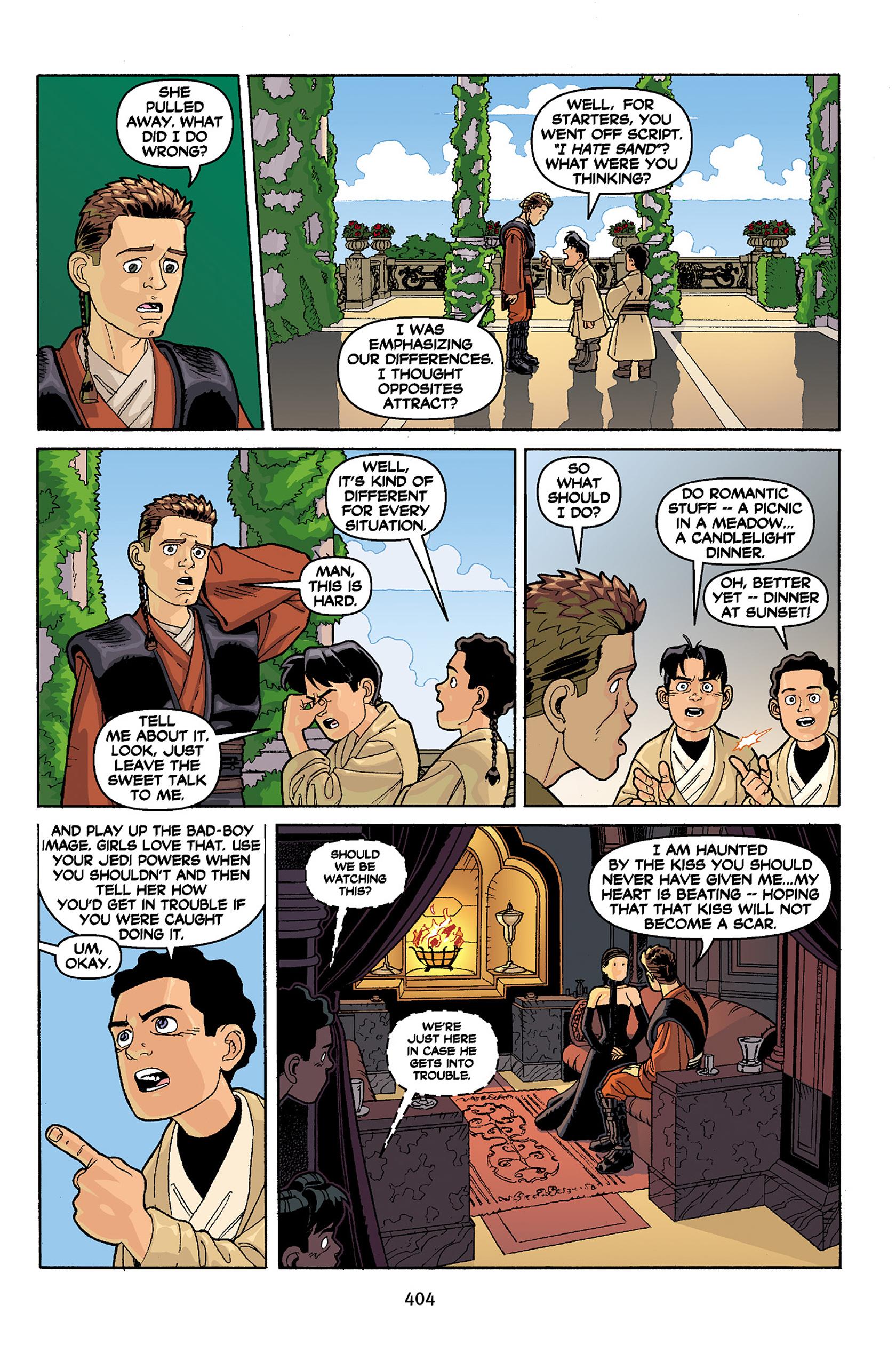 Read online Star Wars Omnibus comic -  Issue # Vol. 30 - 395