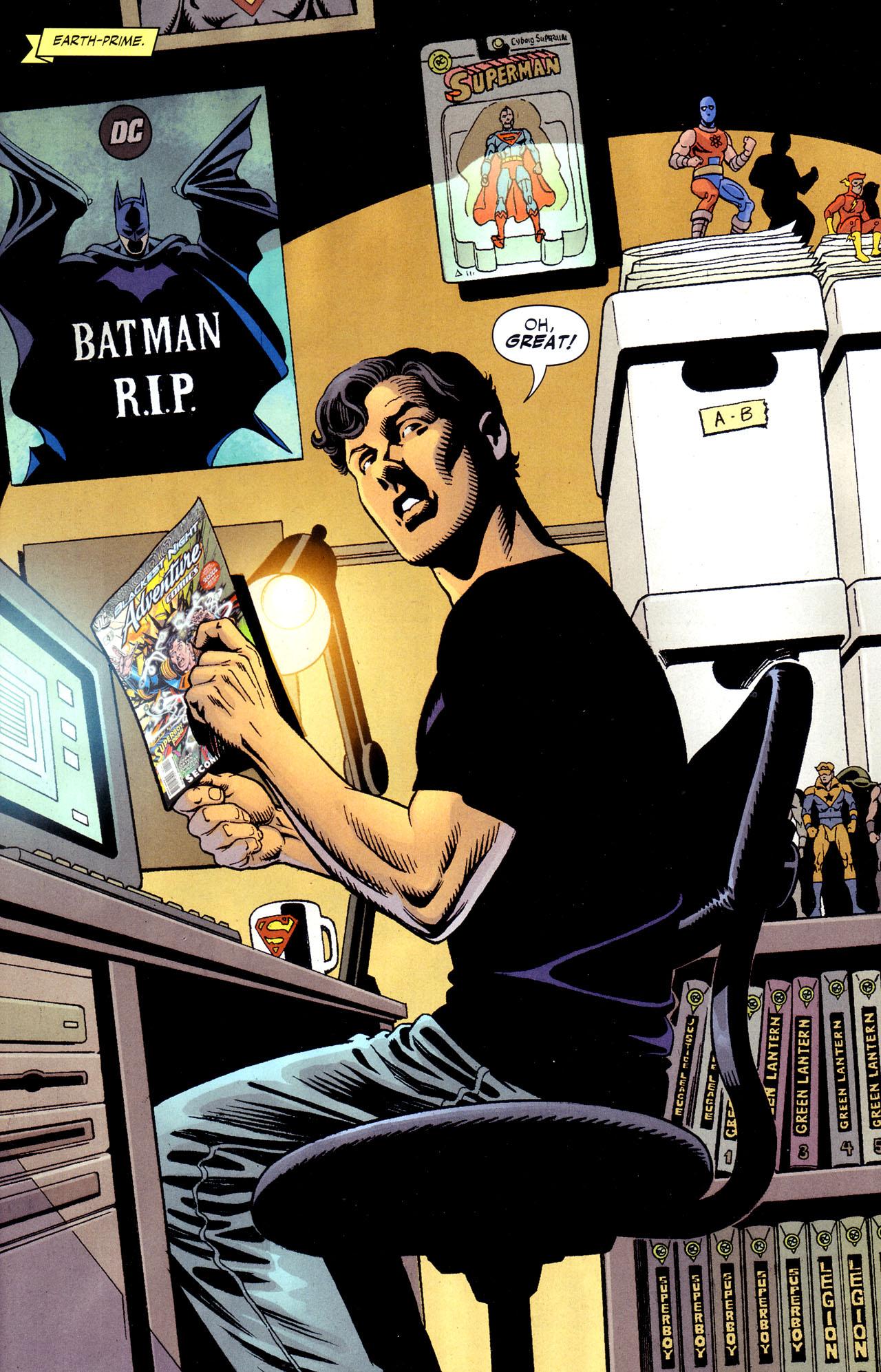 Read online Adventure Comics (2009) comic -  Issue #4 - 2