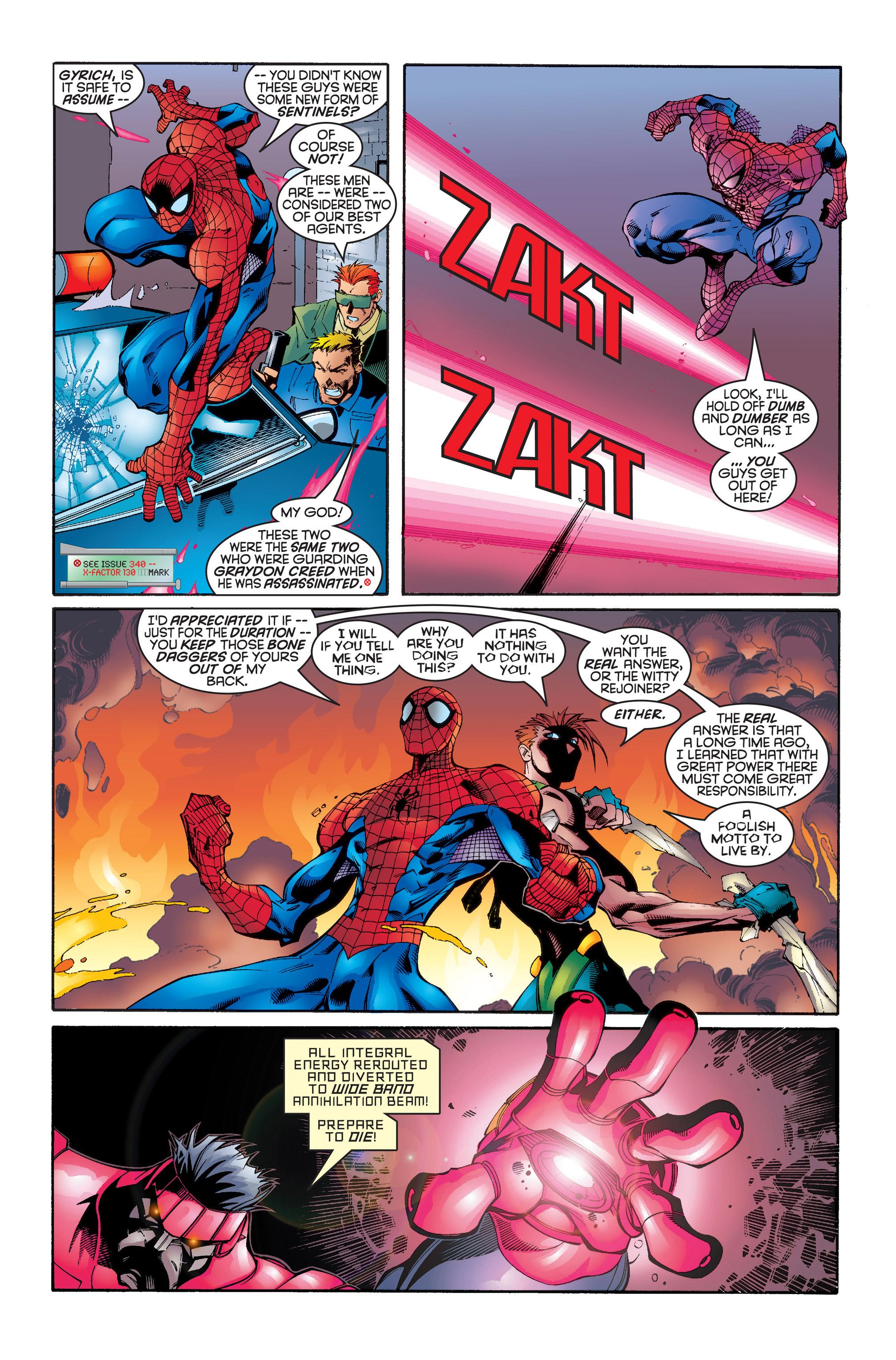 Read online Uncanny X-Men (1963) comic -  Issue #346 - 17