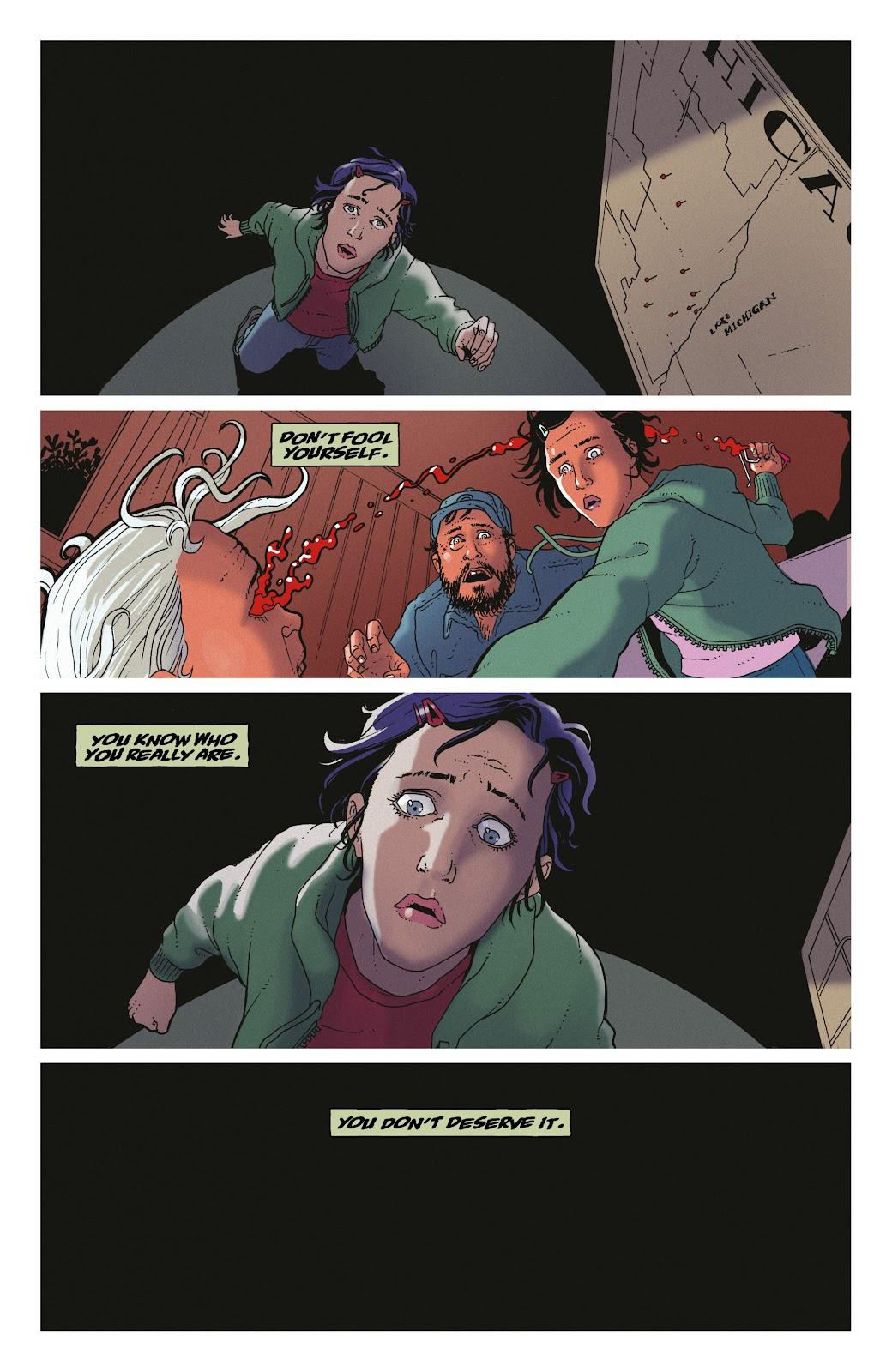 Read online She Could Fly comic -  Issue # _TPB - 19