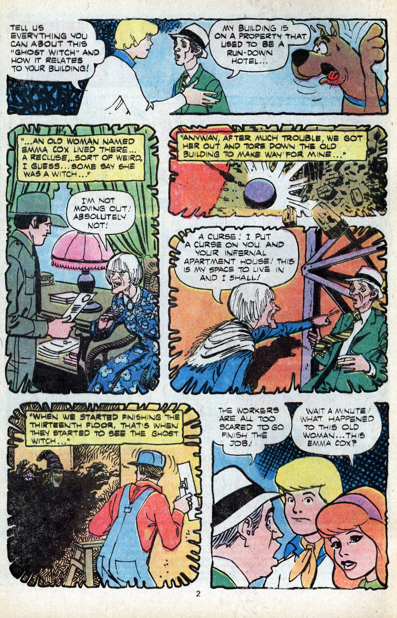 Read online Scooby-Doo (1977) comic -  Issue #5 - 4