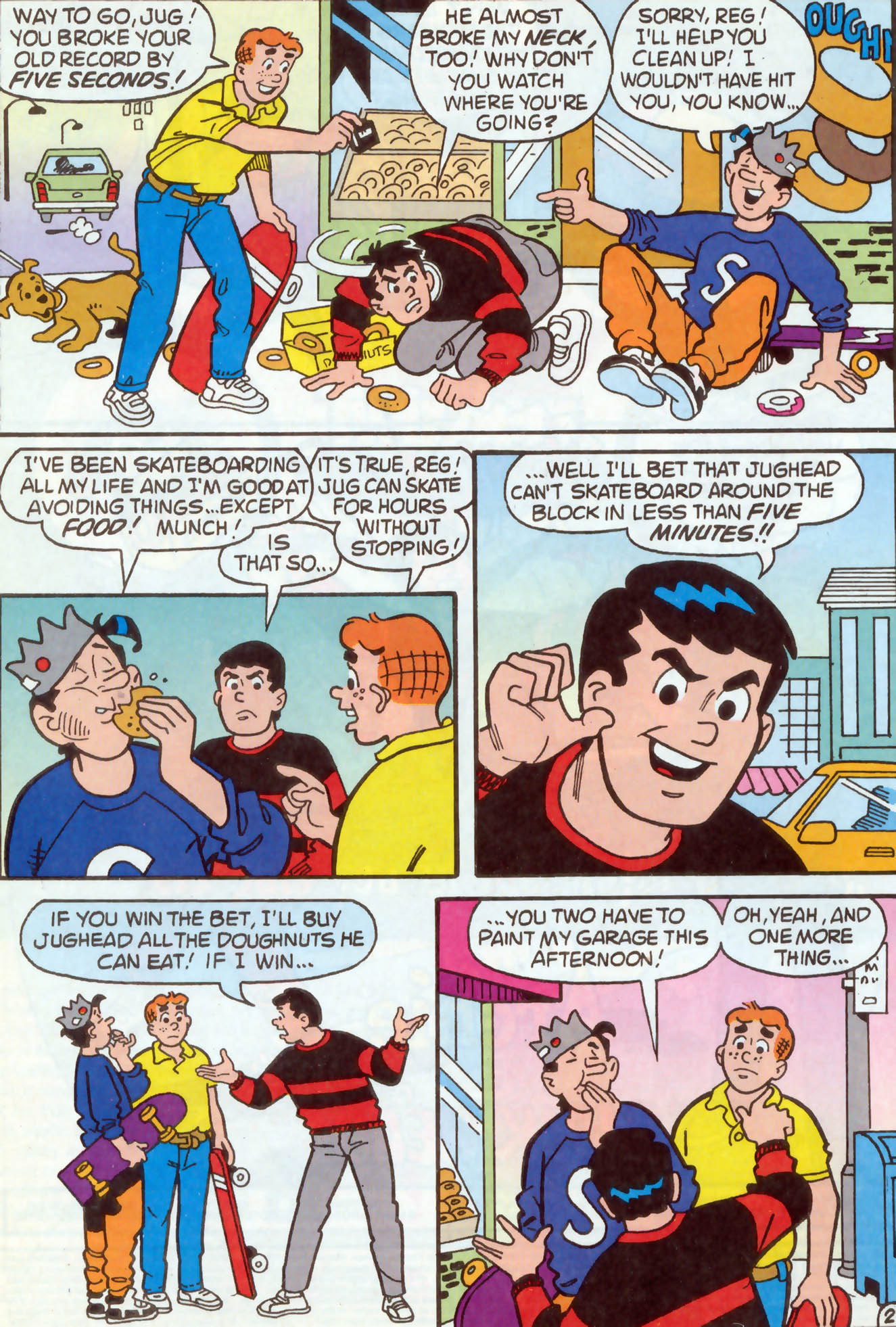 Read online Archie (1960) comic -  Issue #473 - 3