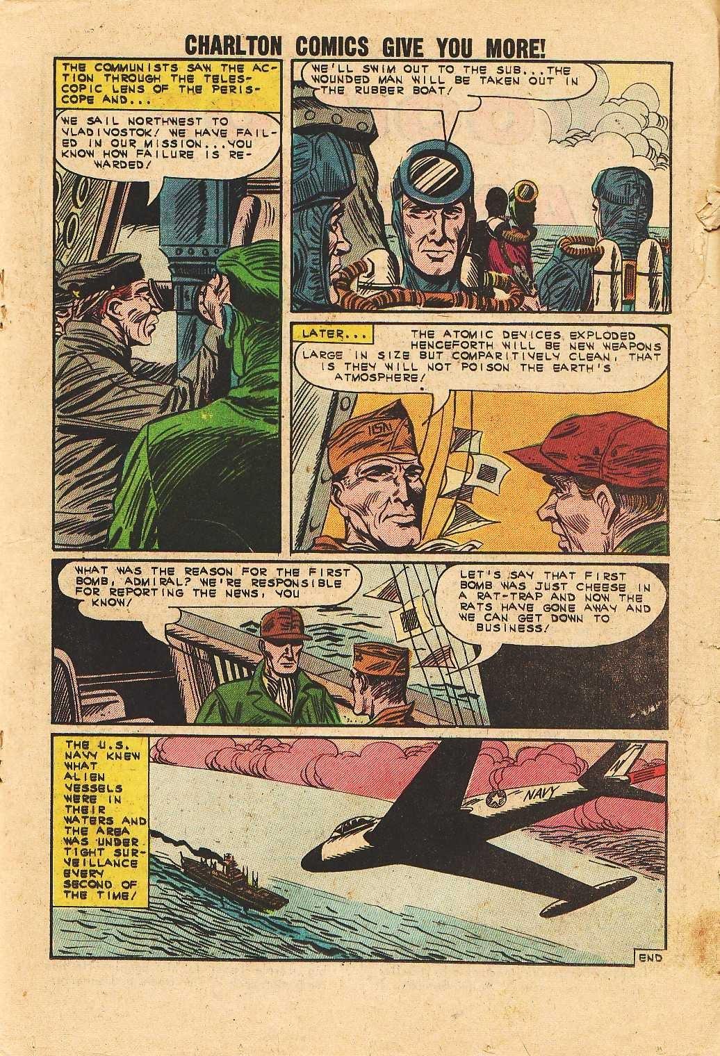 Read online Fightin' Navy comic -  Issue #113 - 19