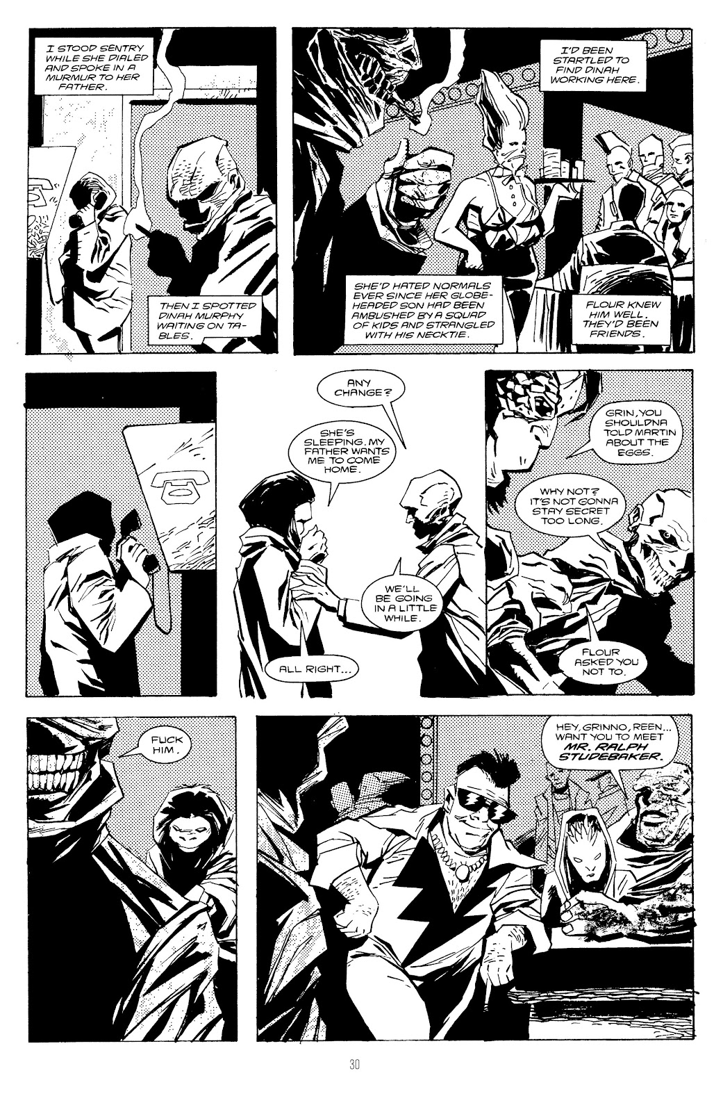 Read online Freaks' Amour comic -  Issue # TPB (Part 1) - 31