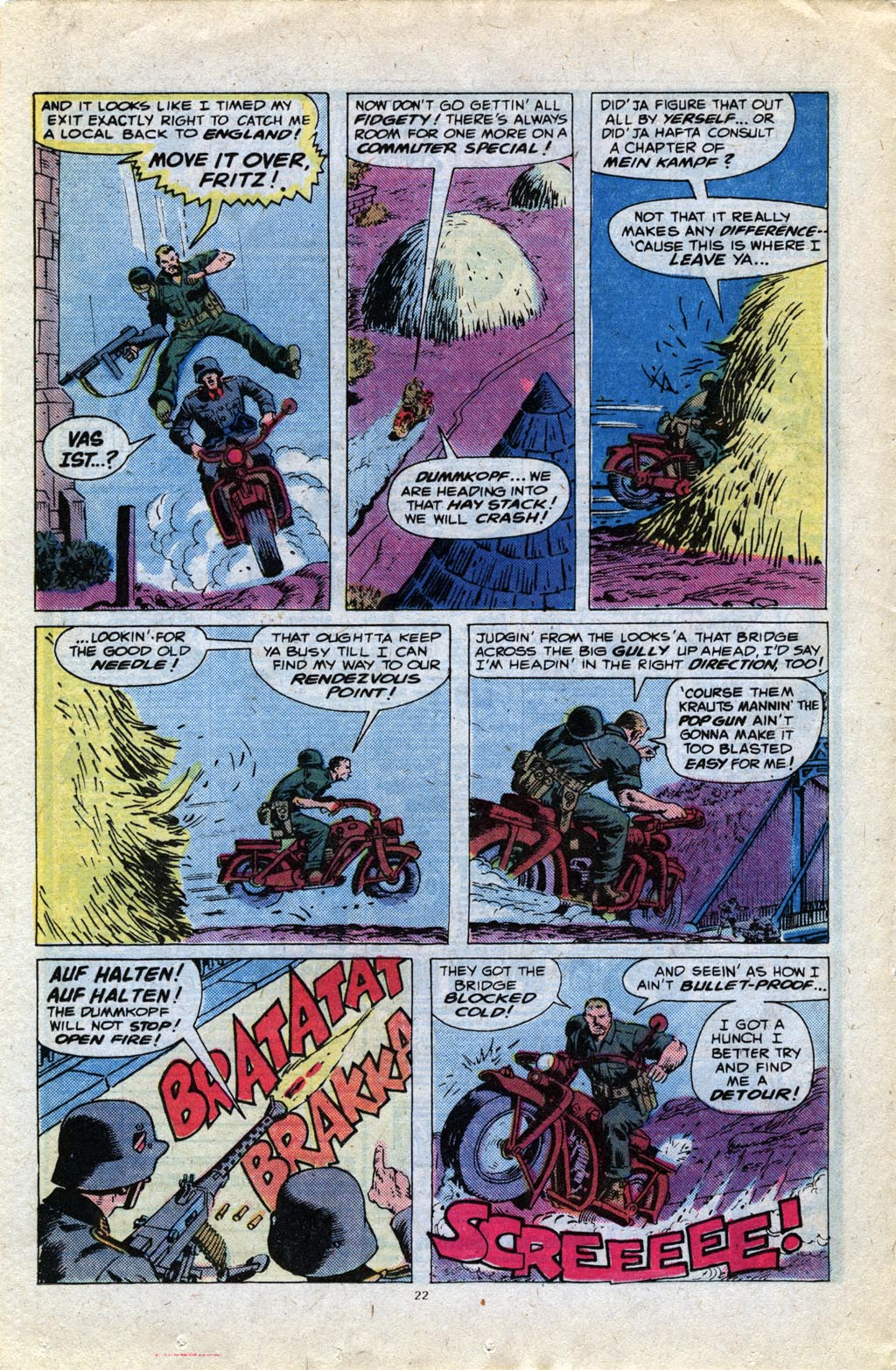Read online Sgt. Fury comic -  Issue #148 - 24