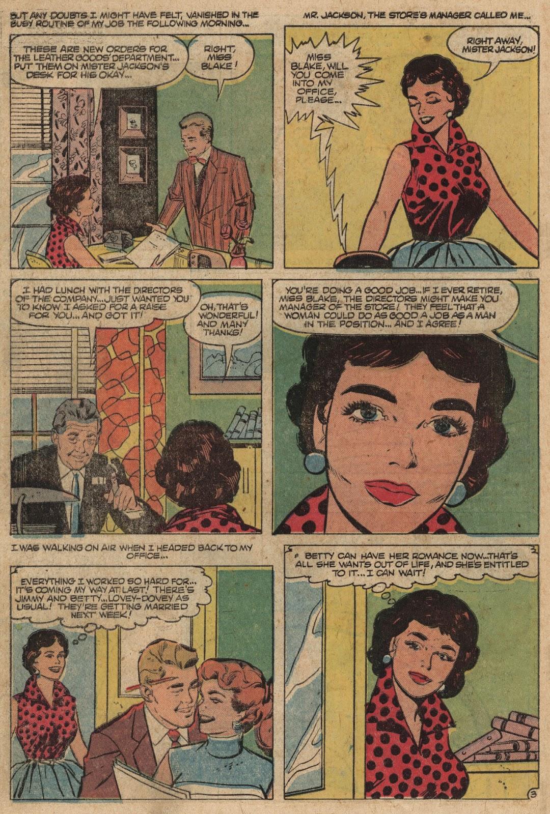 Love Romances (1949) issue 66 - Page 30