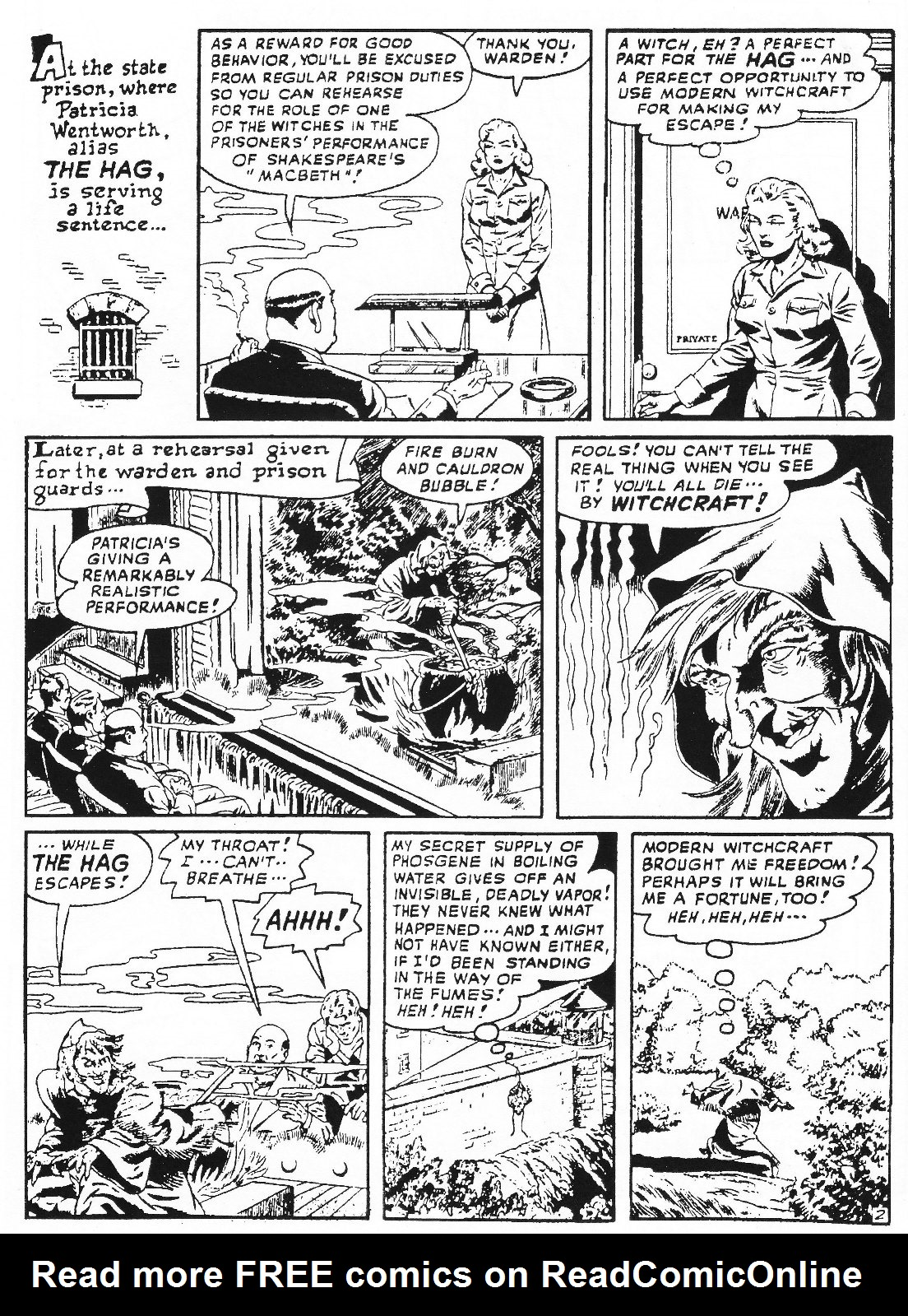 Read online Men of Mystery Comics comic -  Issue #72 - 16