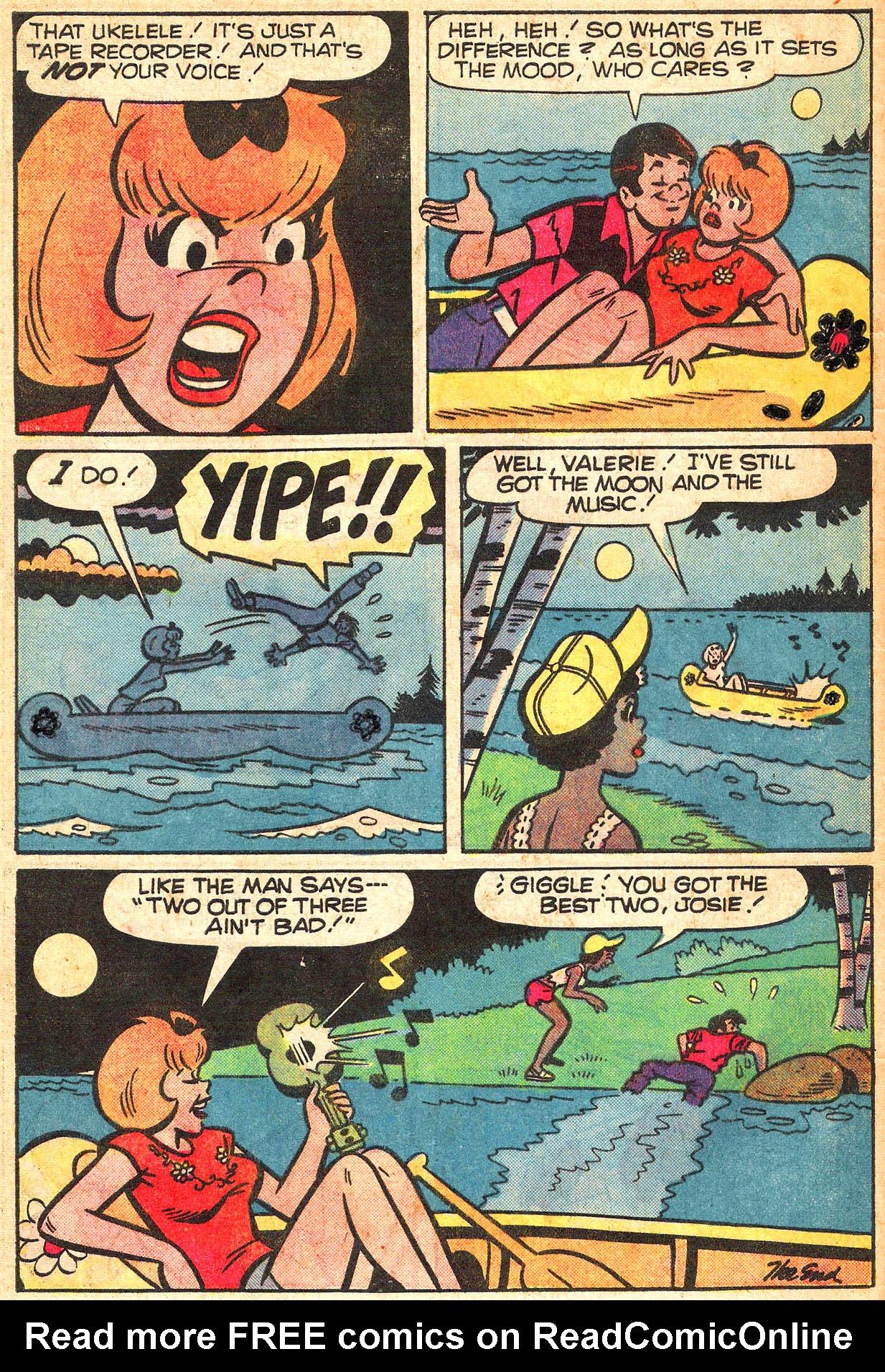 Read online She's Josie comic -  Issue #96 - 8