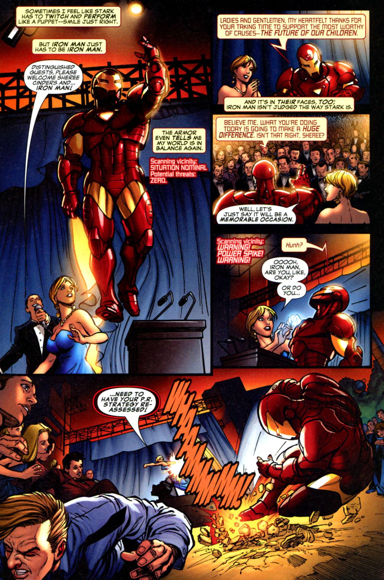 Read online Astonishing Tales (2009) comic -  Issue #1 - 21