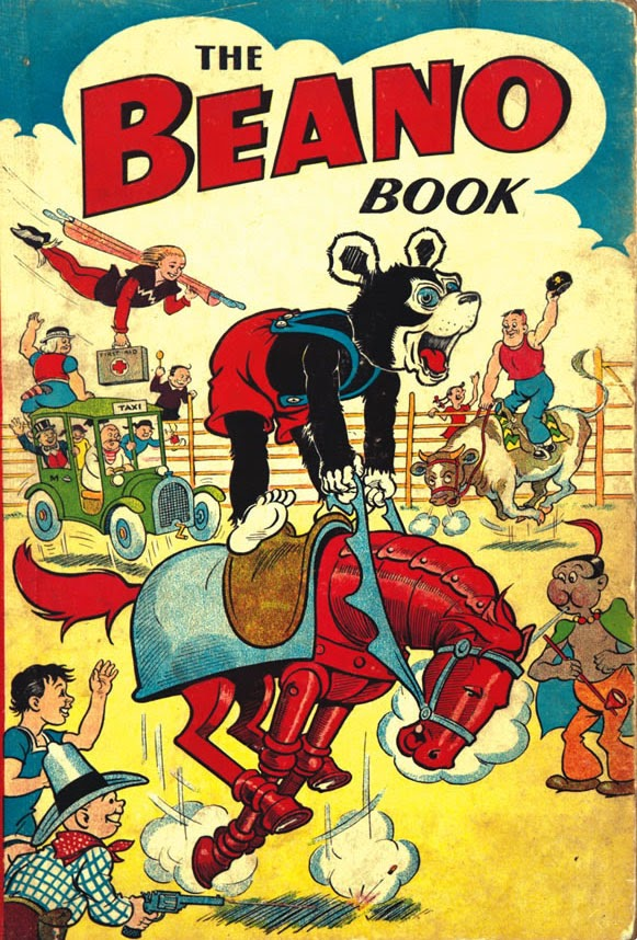 The Beano Book (Annual) 1951 Page 2