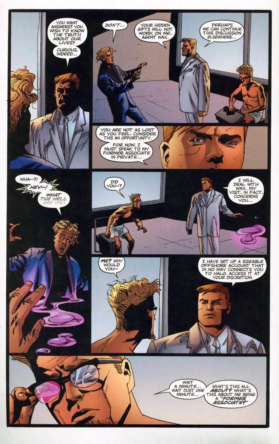 Wildcats (1999) Issue #28 #29 - English 17