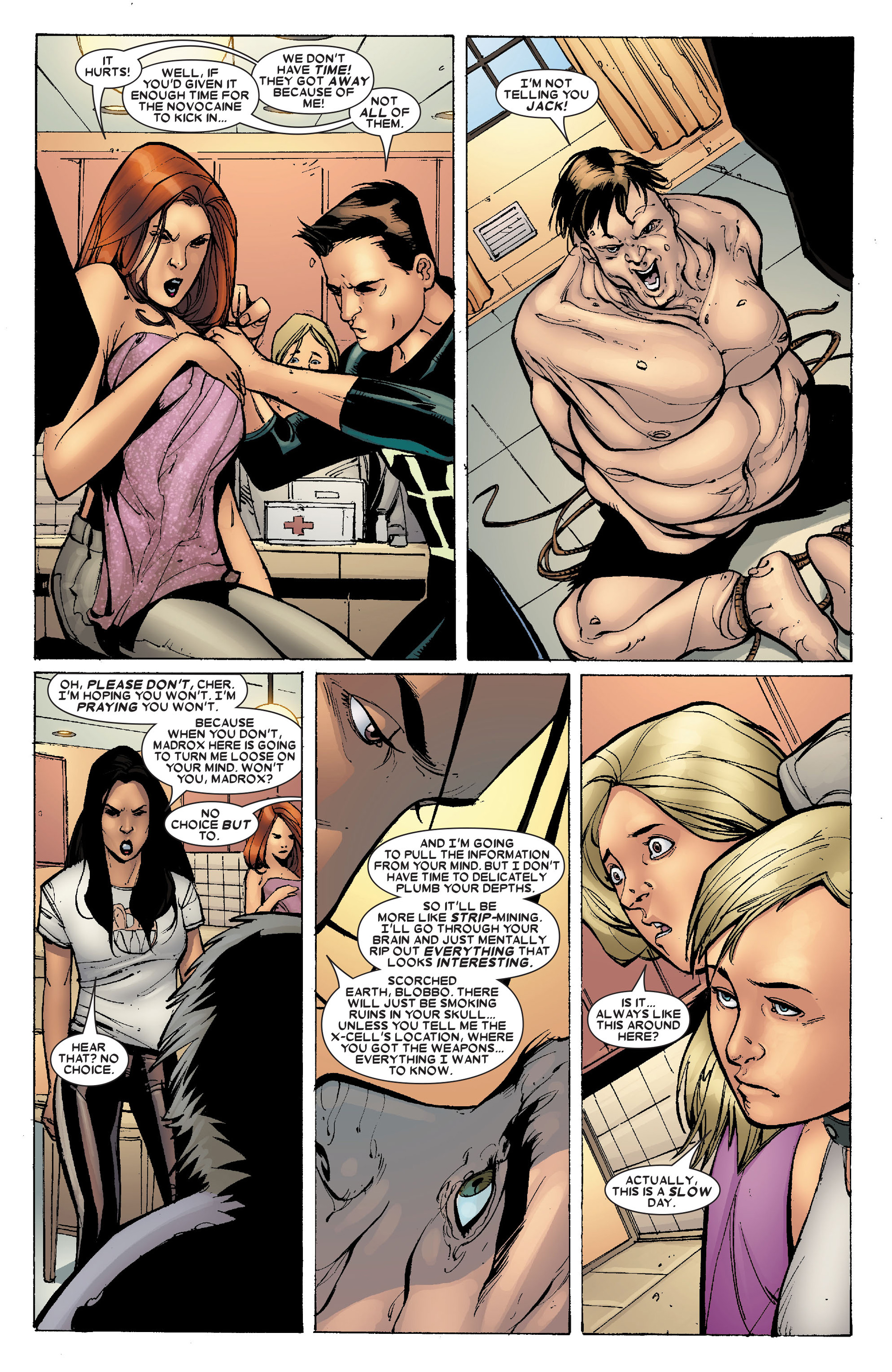 Read online X-Factor (2006) comic -  Issue #19 - 22