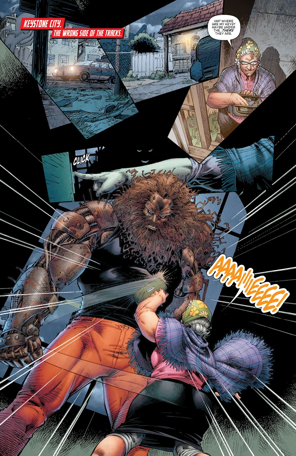 Read online The Flash (2011) comic -  Issue # _TPB 8 (Part 1) - 38