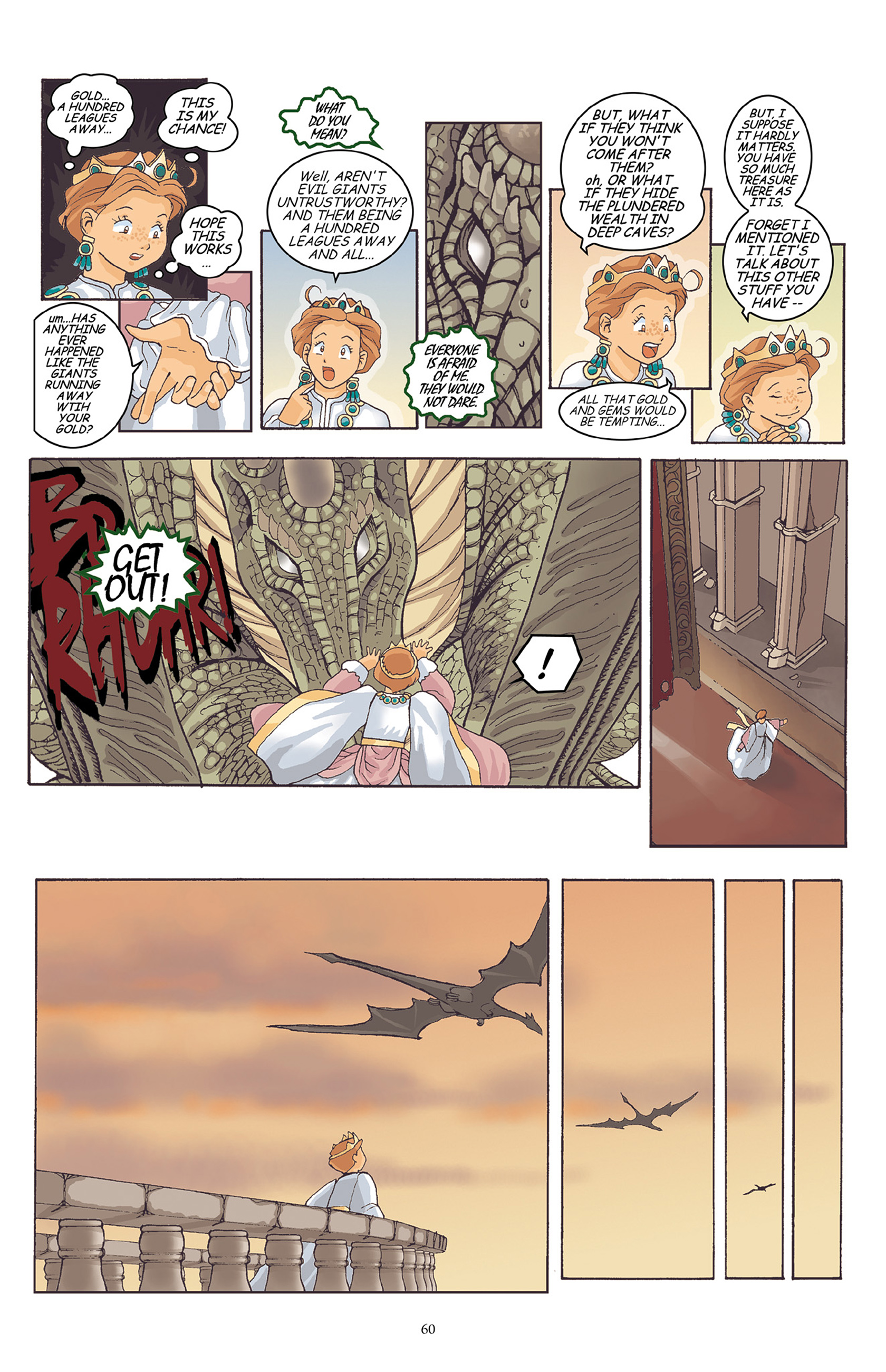 Read online Courageous Princess comic -  Issue # TPB 1 - 61