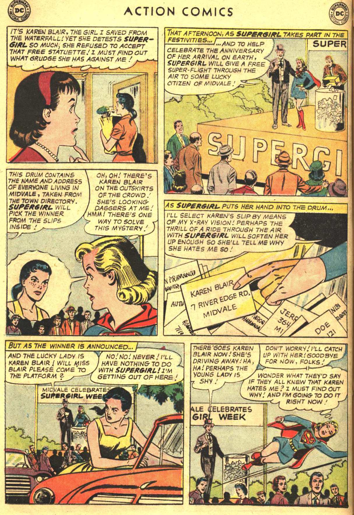 Read online Action Comics (1938) comic -  Issue #305 - 24