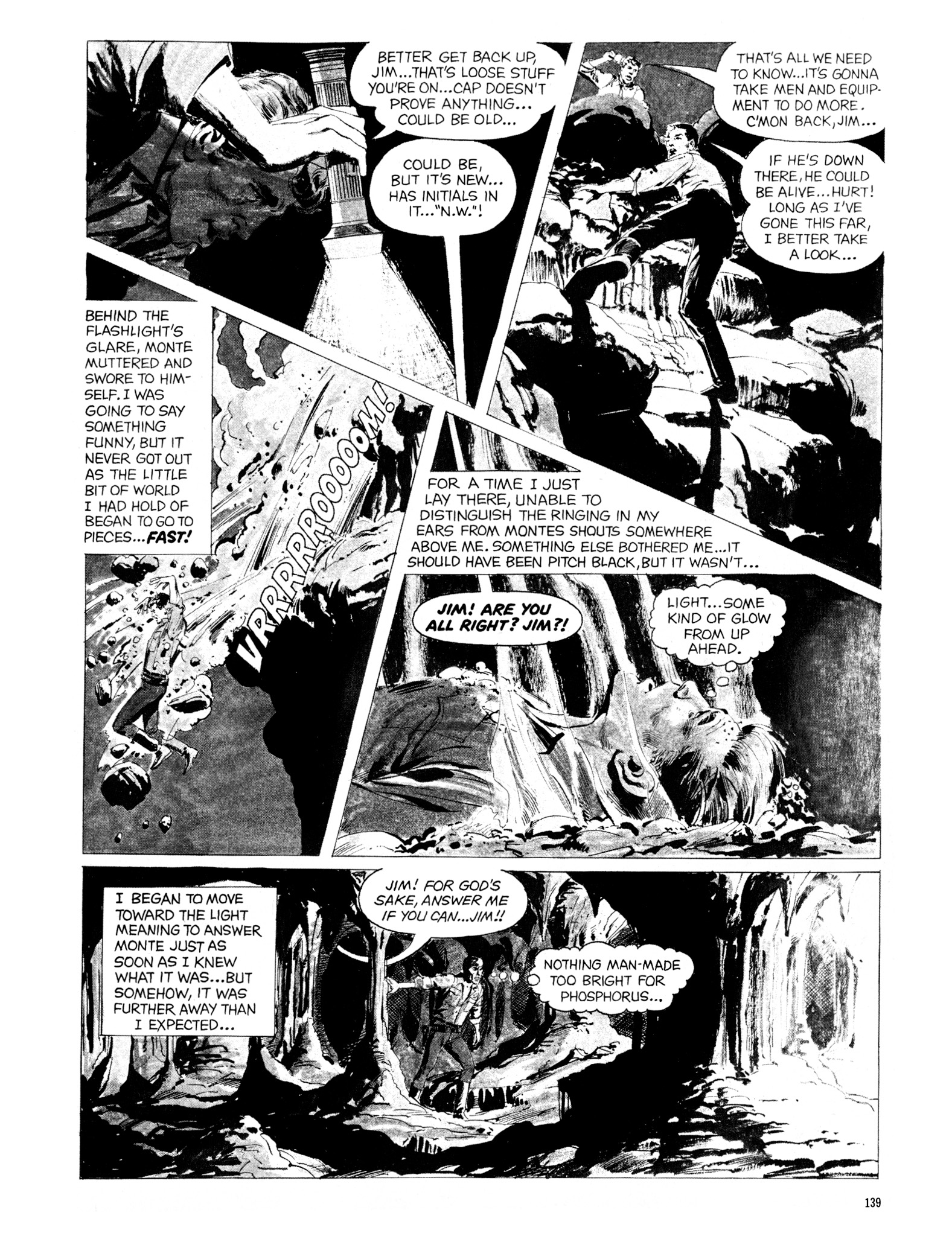 Read online Eerie Archives comic -  Issue # TPB 20 - 139