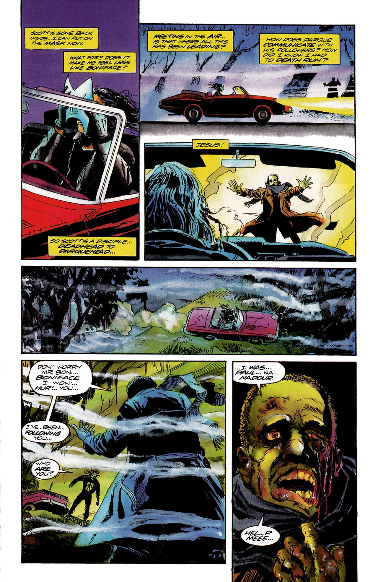 Read online Shadowman (1992) comic -  Issue #12 - 11
