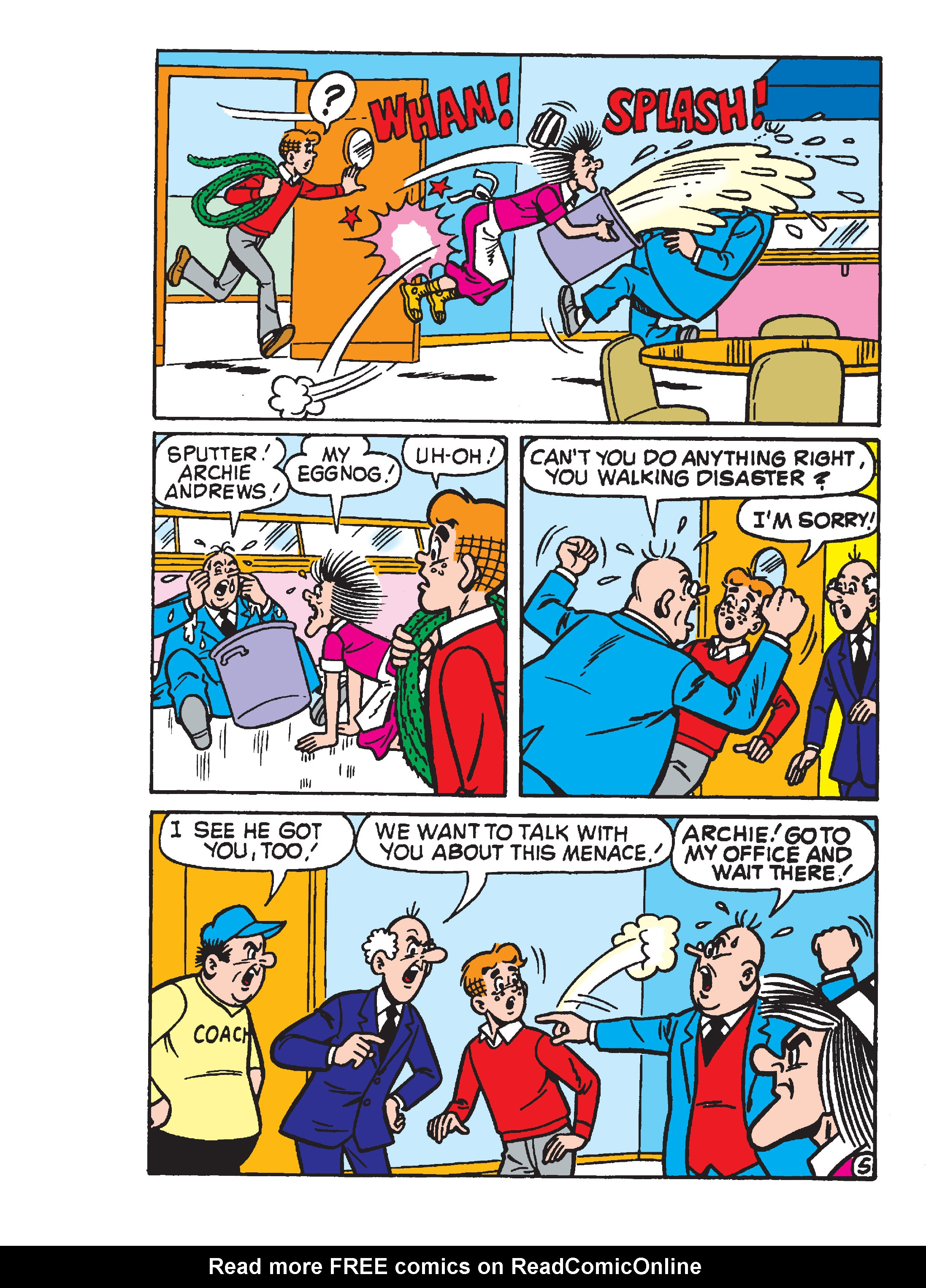 Read online World of Archie Double Digest comic -  Issue #64 - 148
