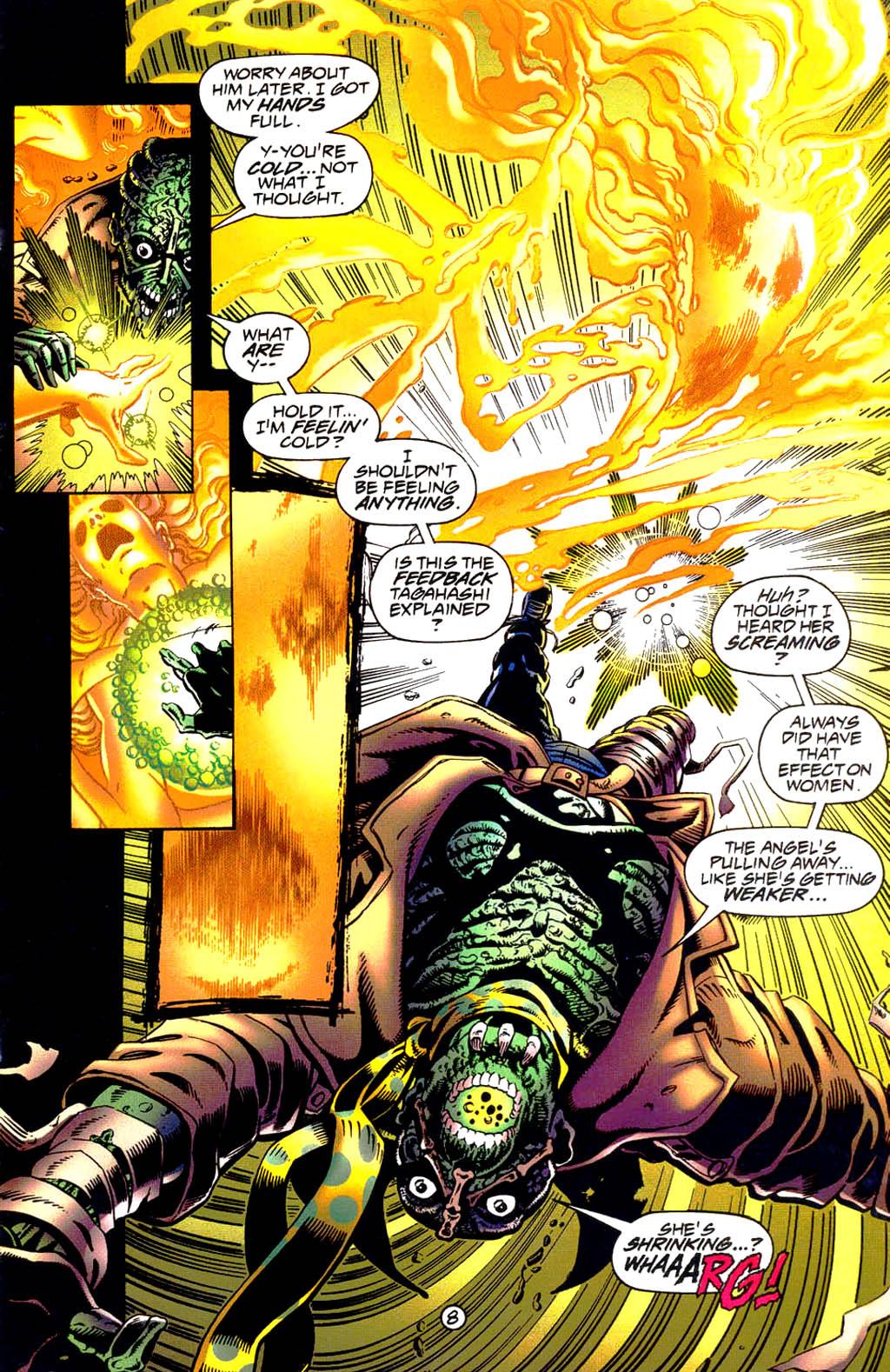 Read online UltraForce (1994) comic -  Issue #9 - 9